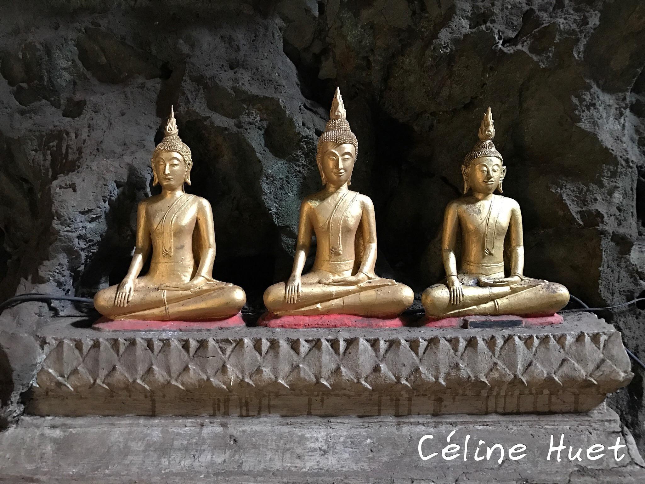 Kao Luang Cave Petchaburi Thaïlande Asie