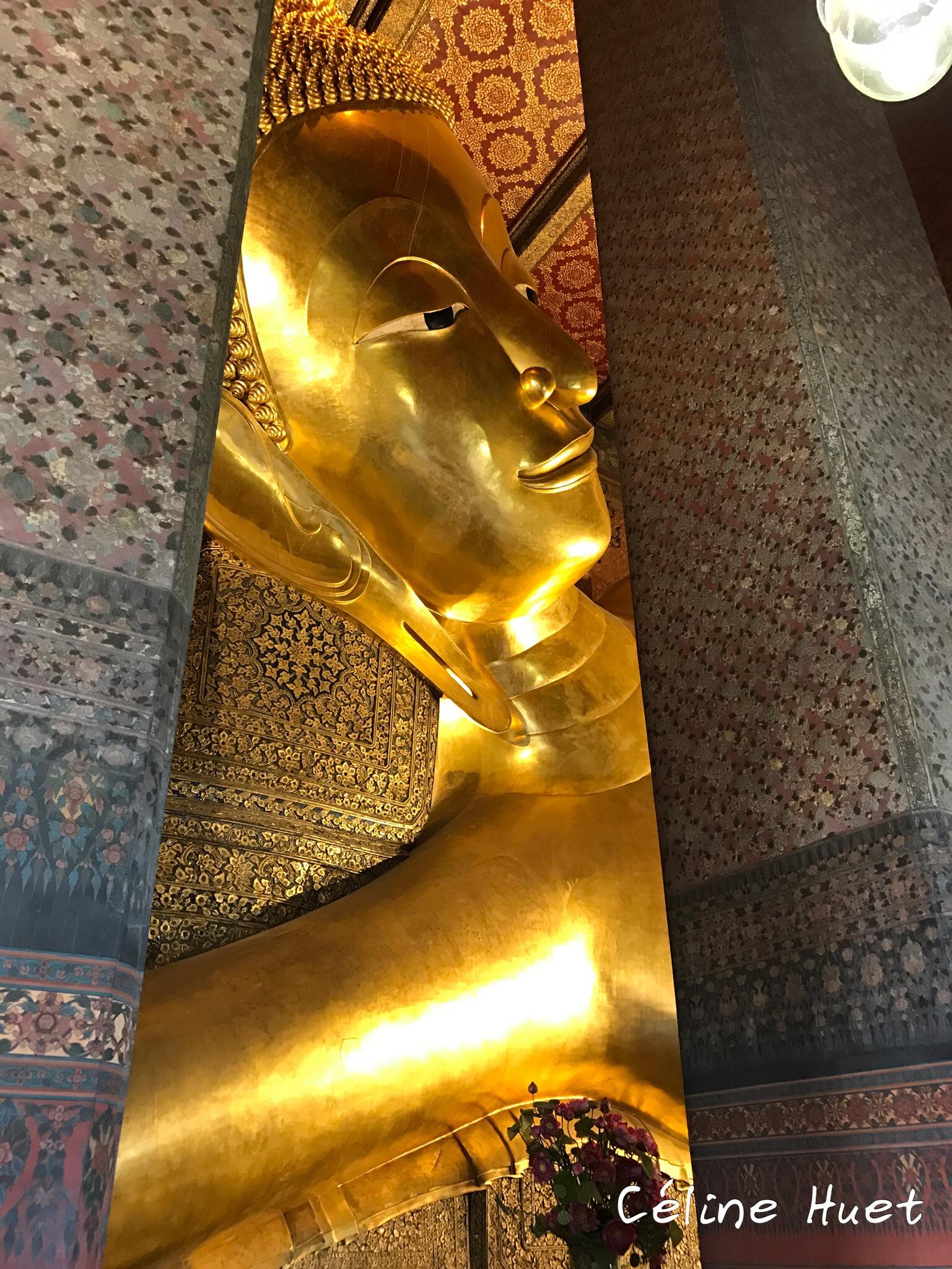 Wat Pho Bangkok Thaïlande Asie