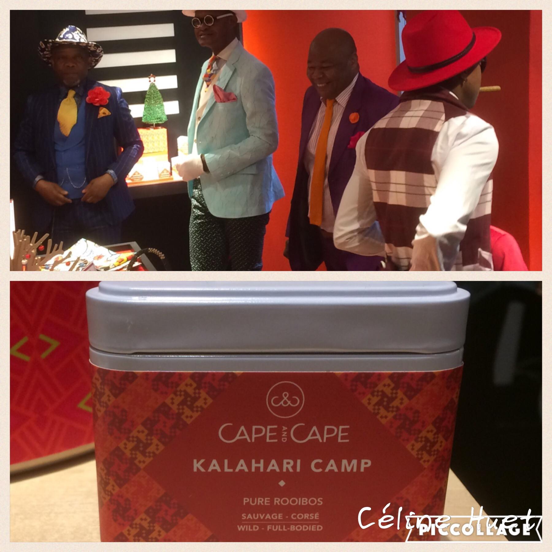 Défilé des Sapeurs Cape & Cape Paris