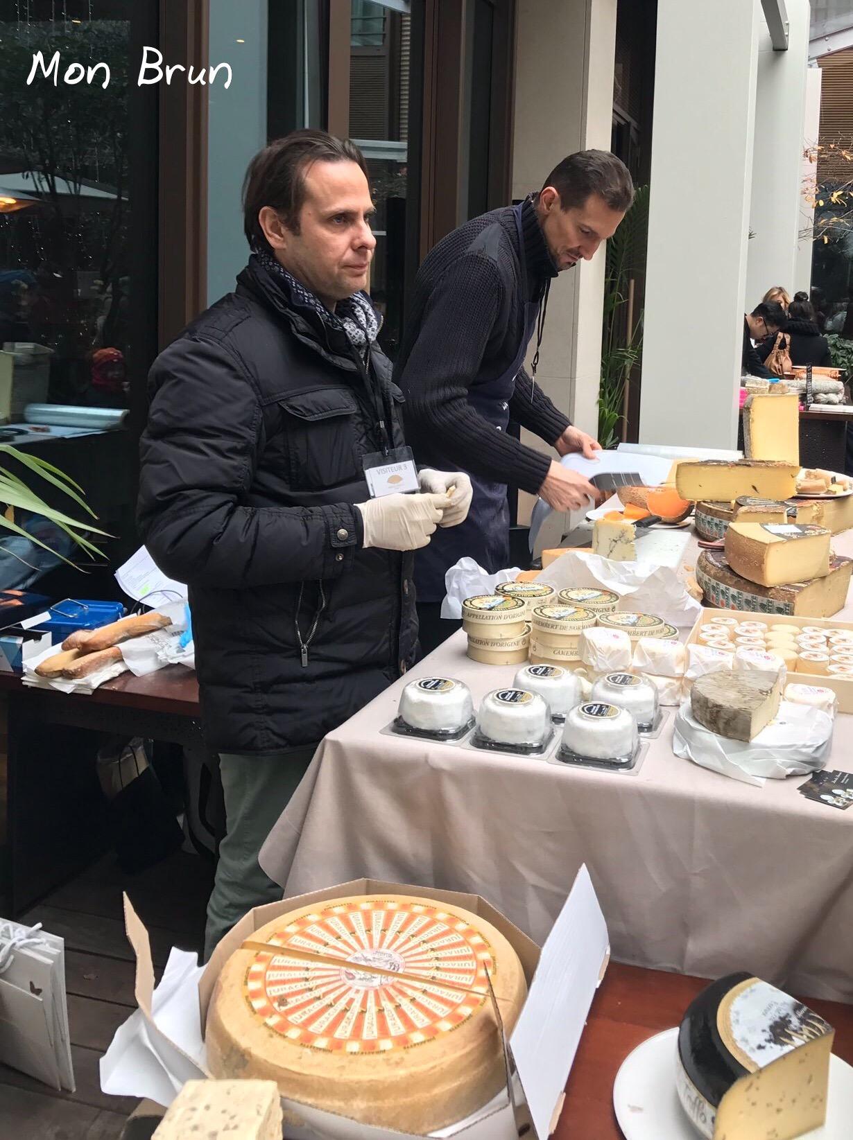 Lien des saveurs 3e Marché des Saveurs Mandarin Oriental Paris