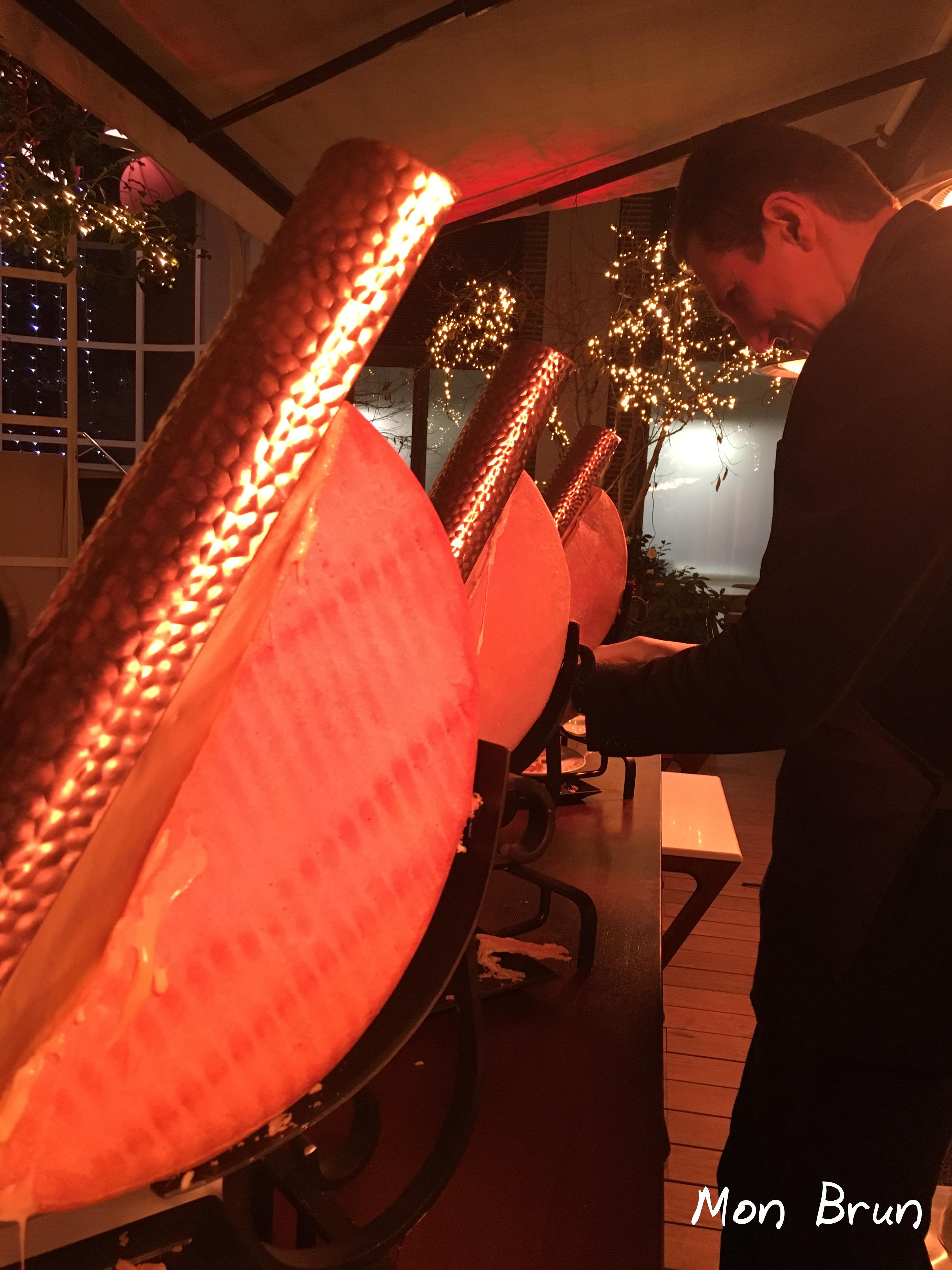 Lien des saveurs 3e Soirées raclette 2016 Mandarin Oriental Paris