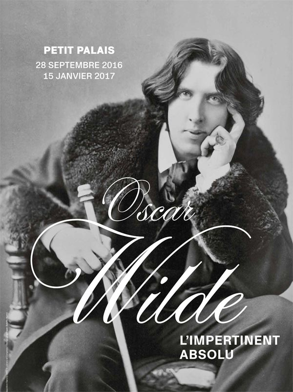 Oscar Wilde l'impertinent absolu Petit Palais Paris