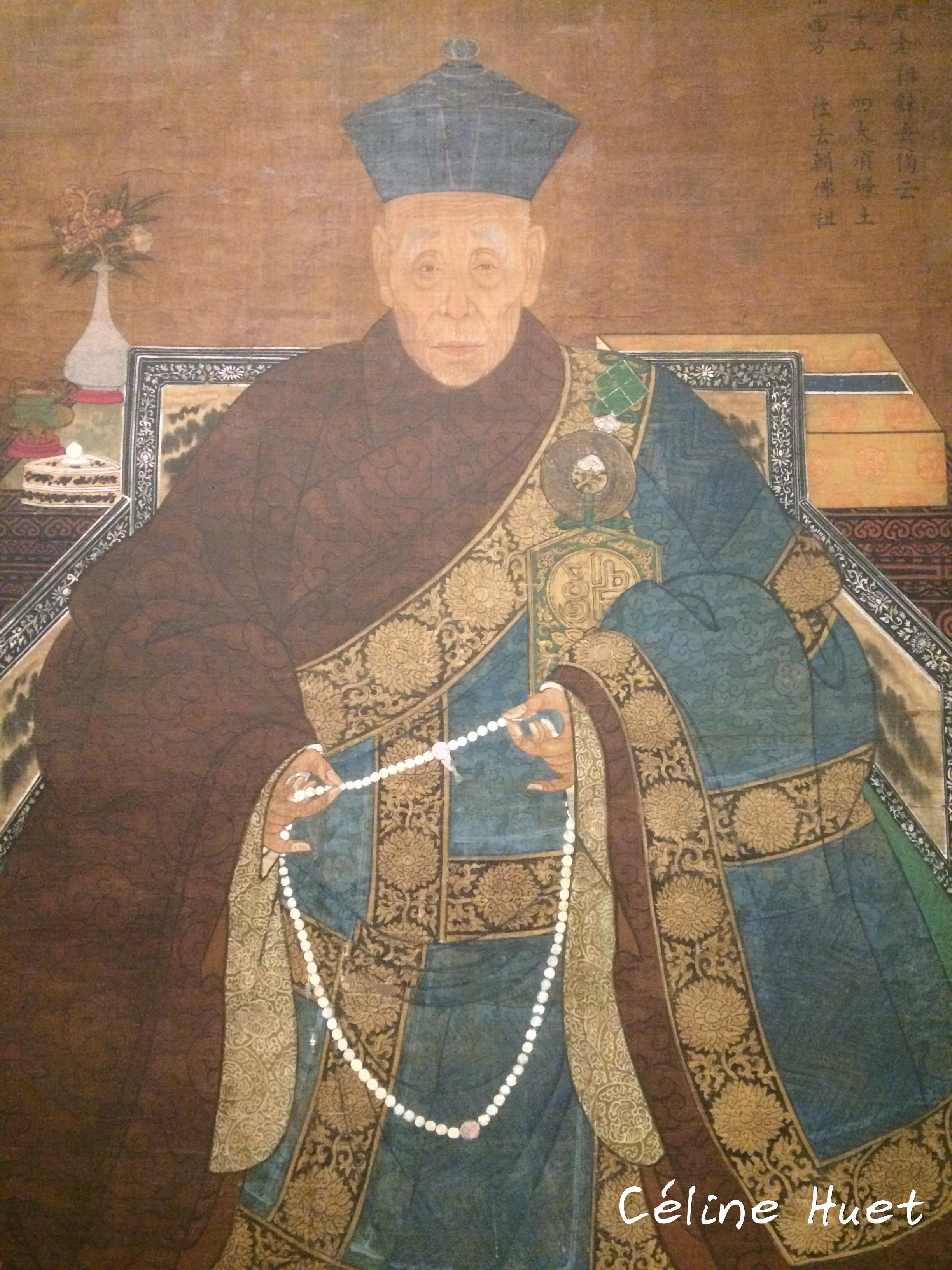Portrait du patriarche Anonyme Icônes de l'Art Moderne Fondation Louis Vuitton Paris