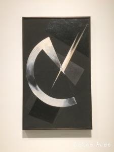 Composition 66 Densité et Contrepoids Rodtchenko Icônes de l'Art Moderne Fondation Louis Vuitton Paris