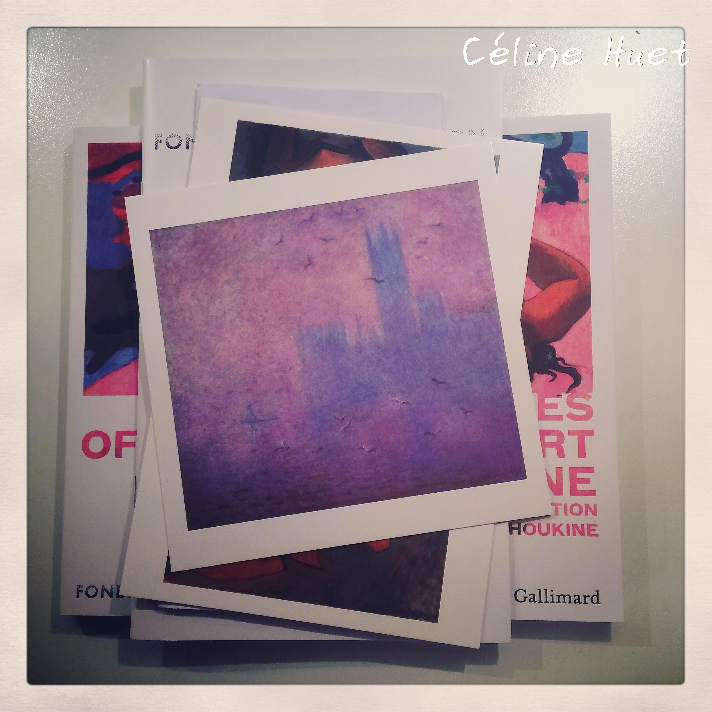 #flow2ans Chouette une carte postale !