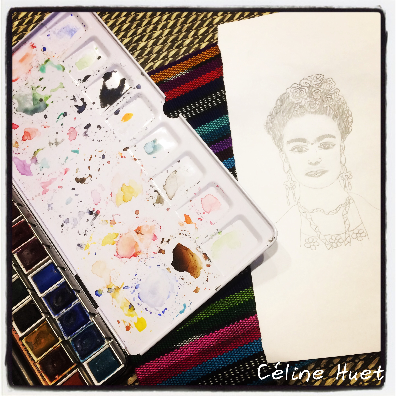 #flow2ans Frida Kahlo