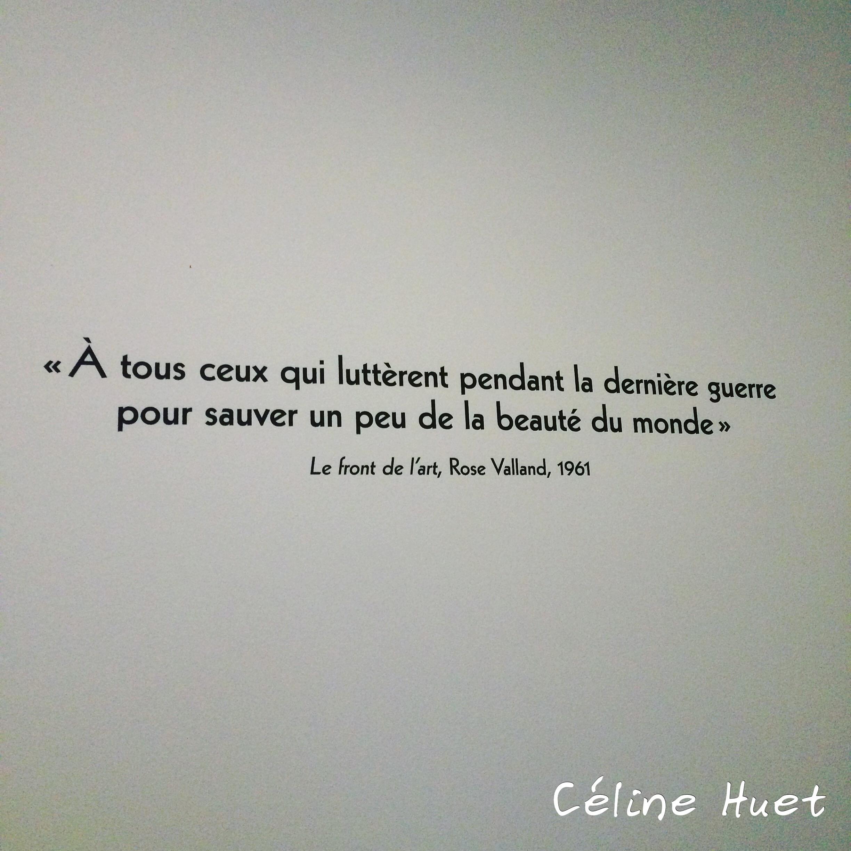 Exposition 21 rue de la Boétie Musée Maillol Paris