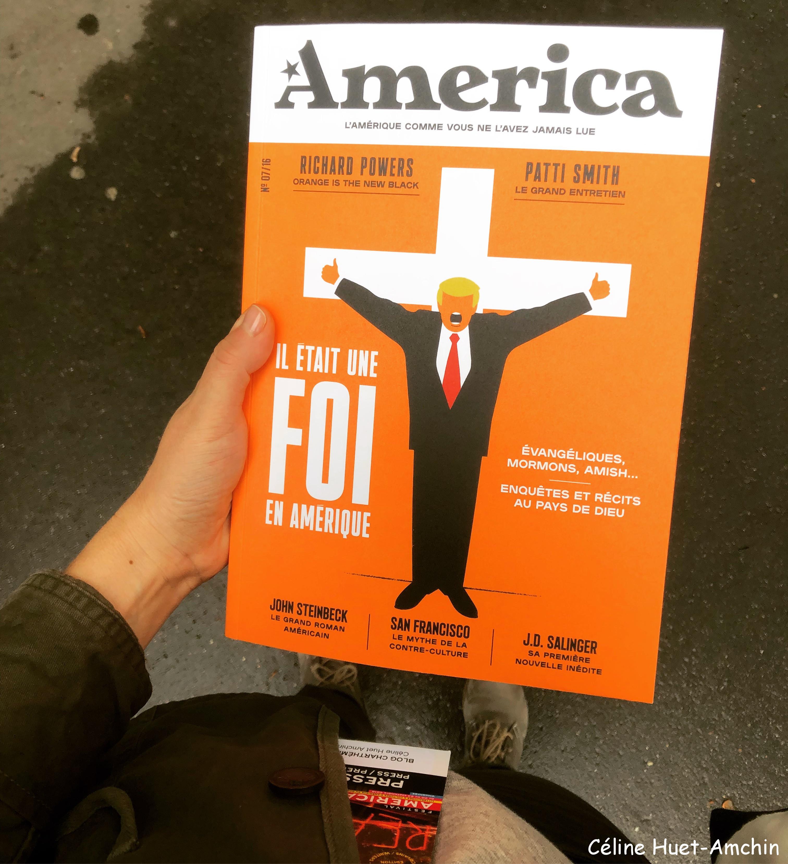 America Busnel Fottorino n° 7/16