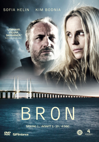 """Bron Broen The Bridge"""