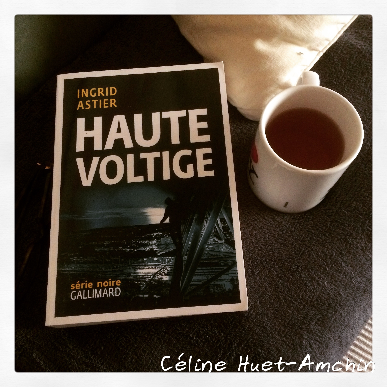 Haute voltige Ingrid Astier Gallimard série noire