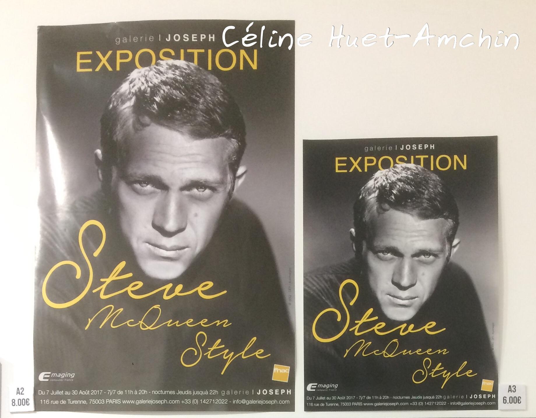 Steve McQueen style Galerie Joseph Paris