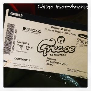 Grease Le Musical Théâtre Mogador Paris