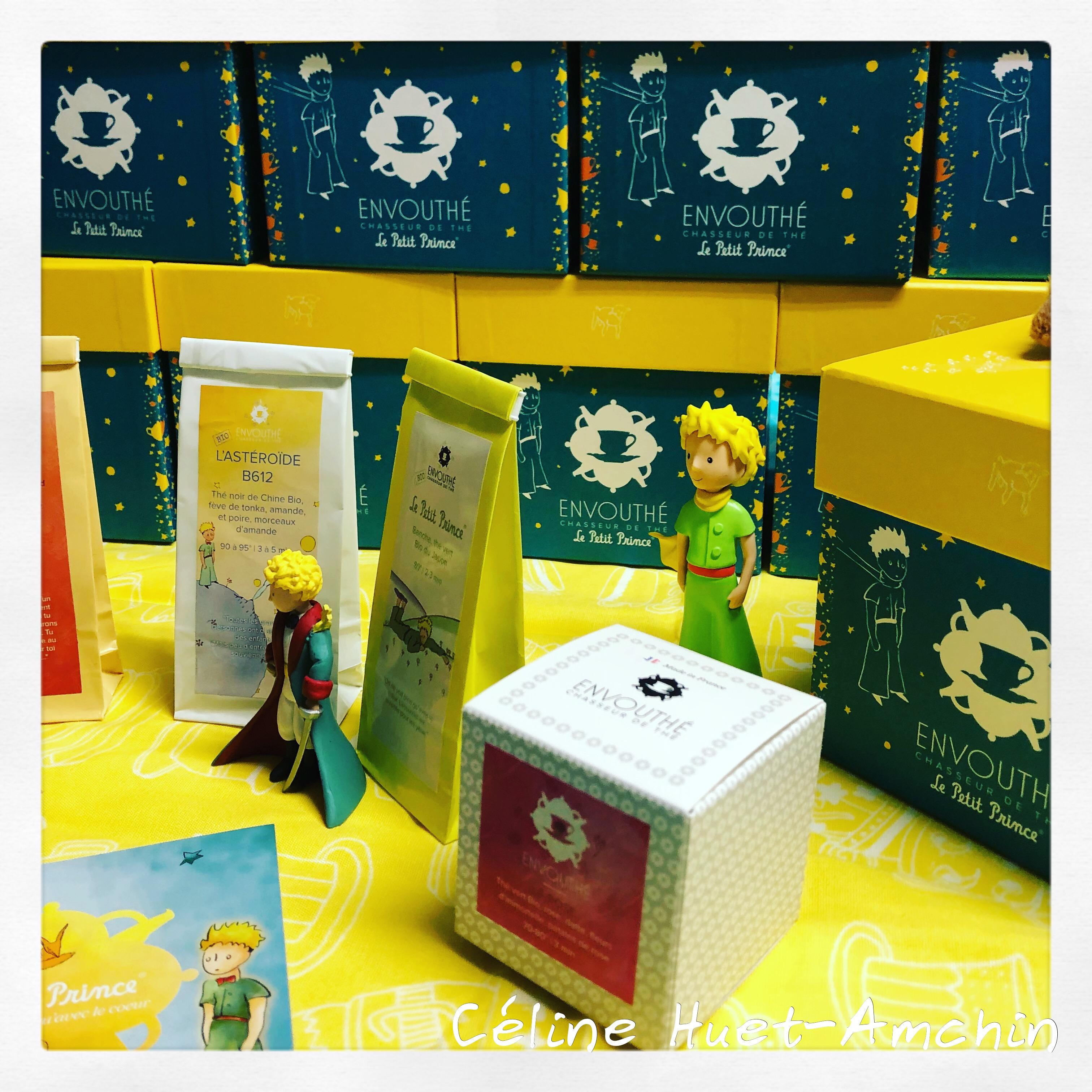 Box Le Petit Prince Envouthé