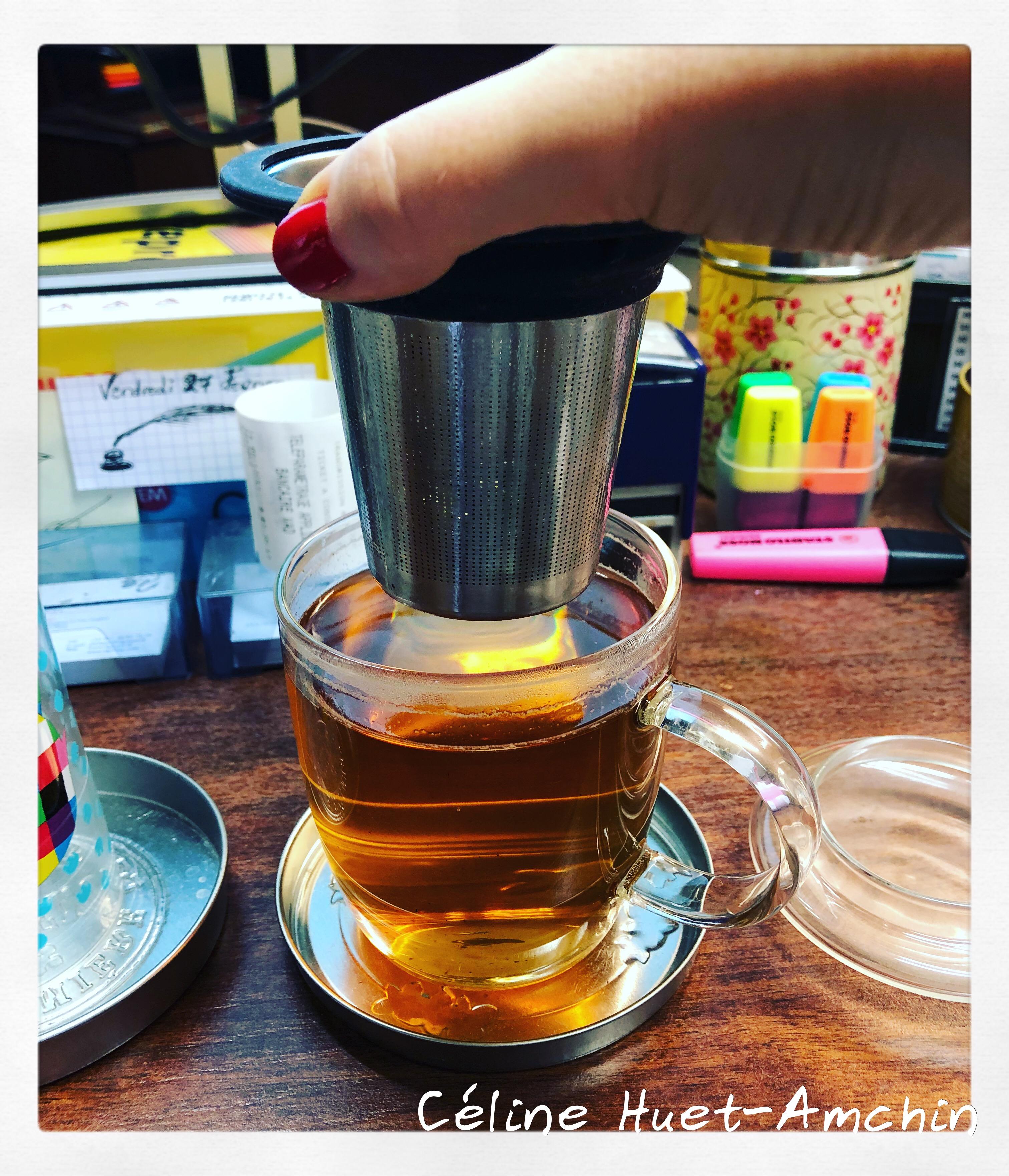 Mug infuseur Cilia