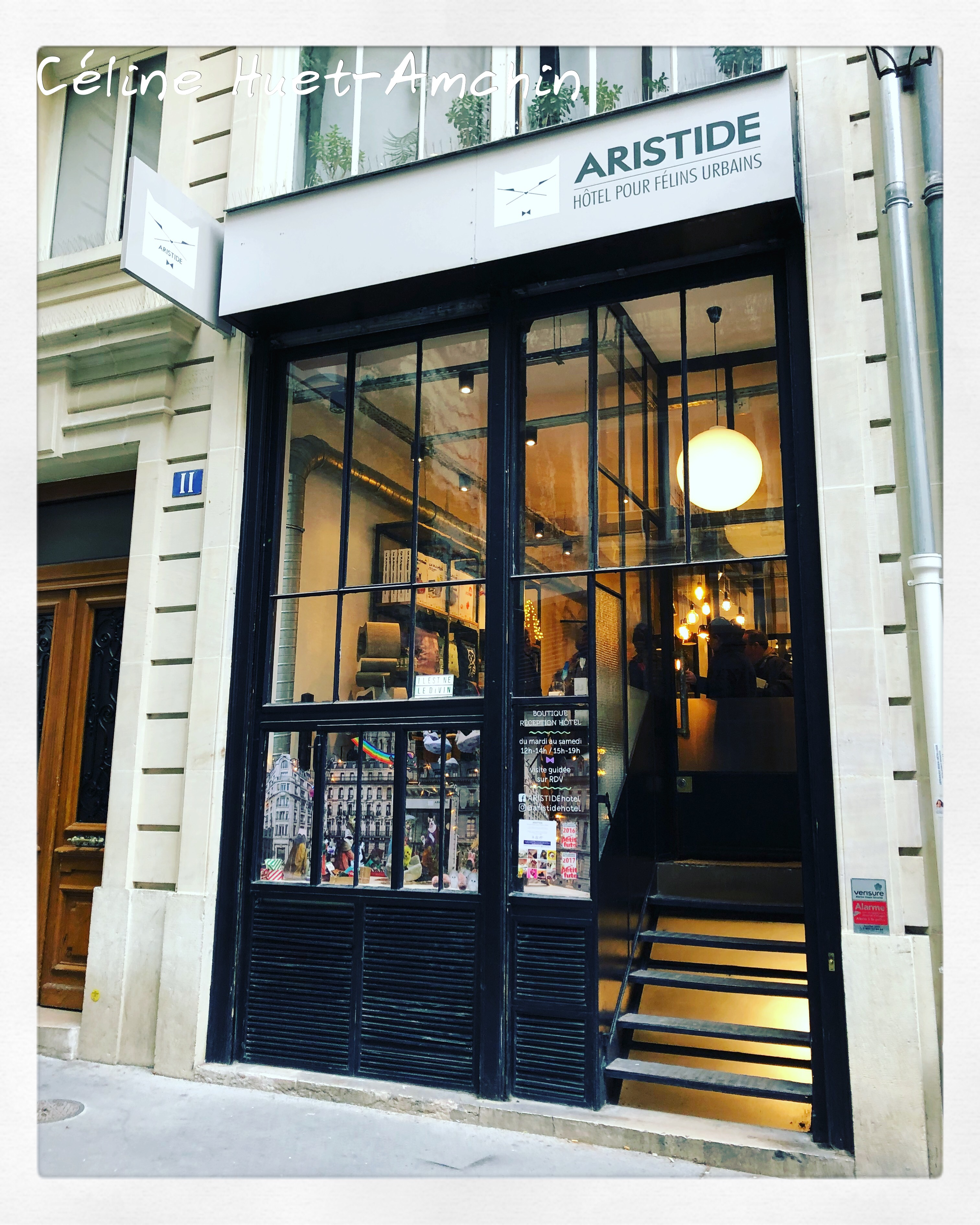 Aristide hôtel Paris