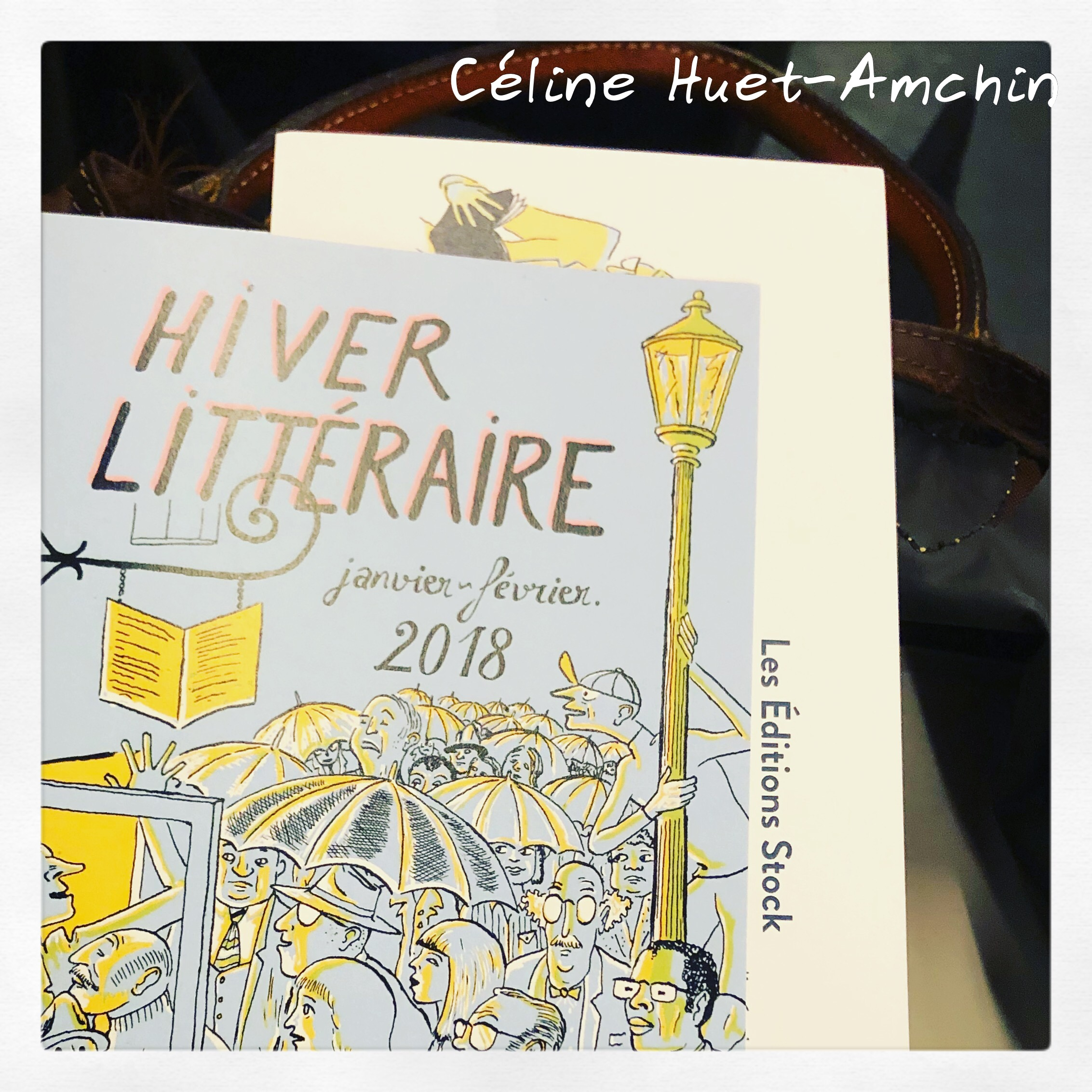 Hiver Littéraire Editions Stock