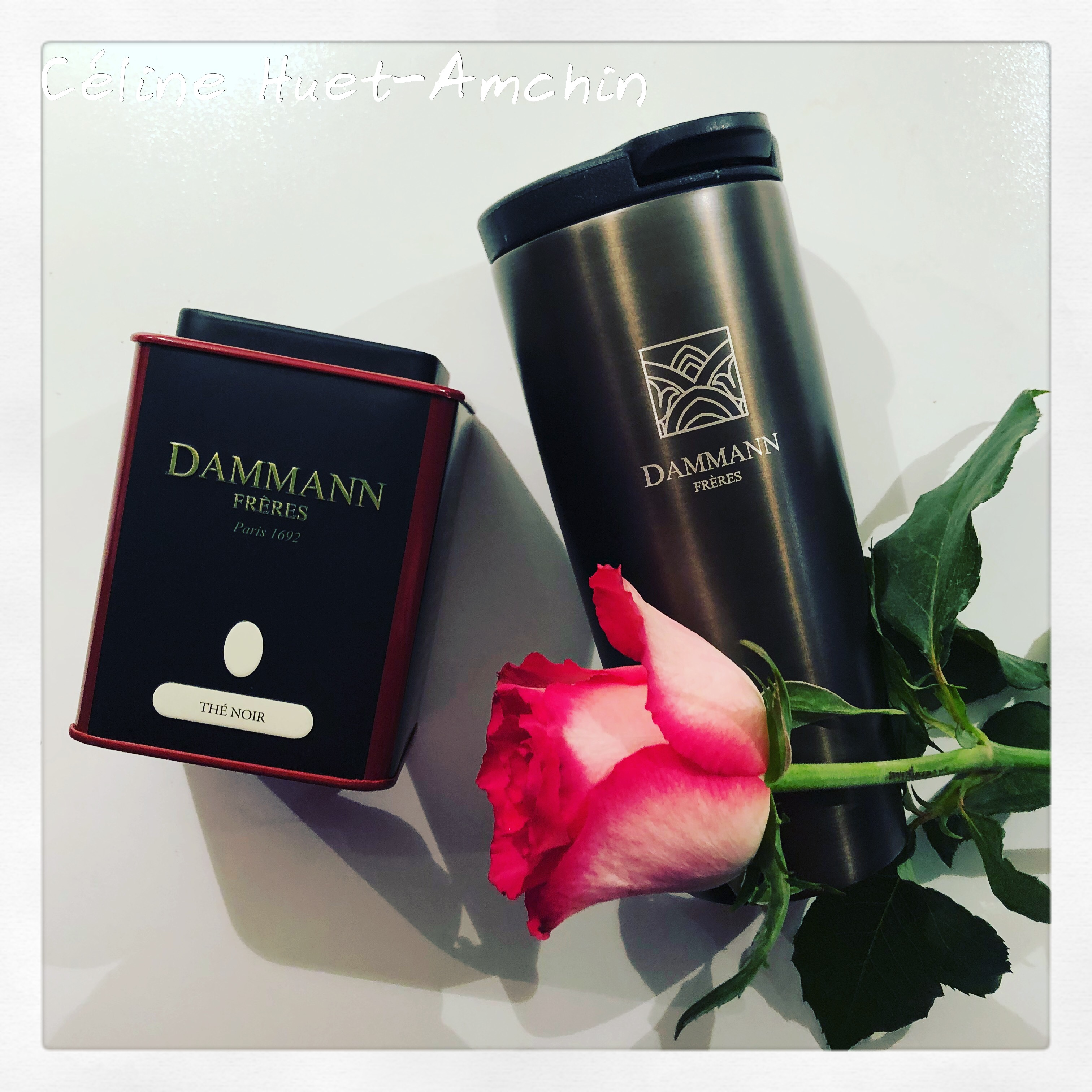 La vie en rose Dammann Frères
