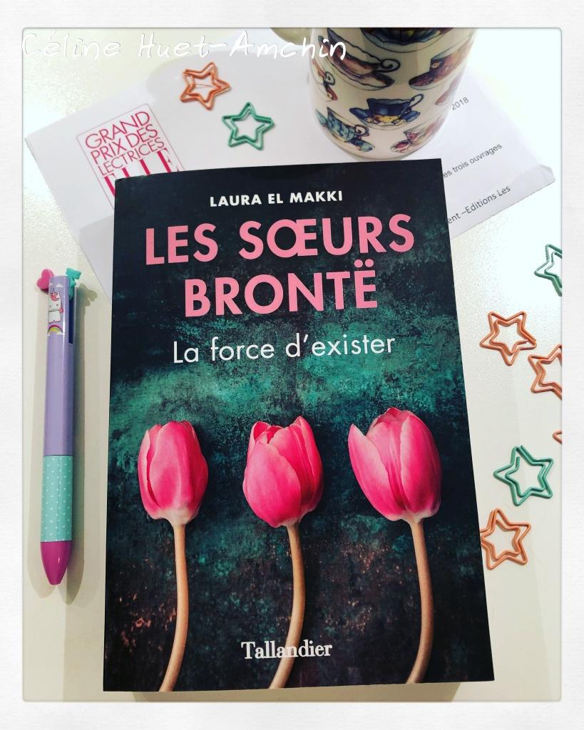 """""""Les soeurs Brontë, la force d'exister"""" de Laura El Makki..."""