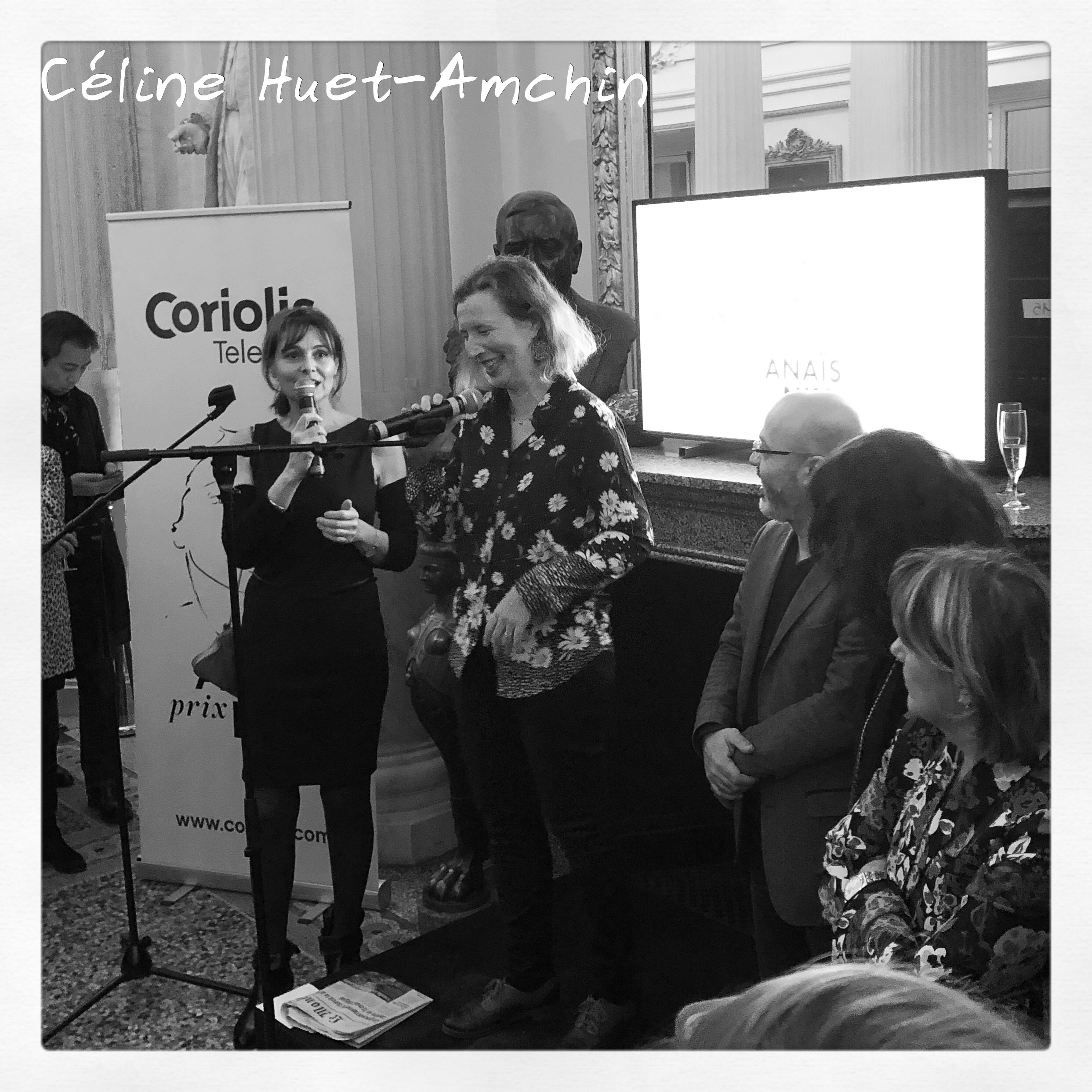 4e Prix Anaïs Nin Catherine Cusset Vie de David Hockney Gallimard
