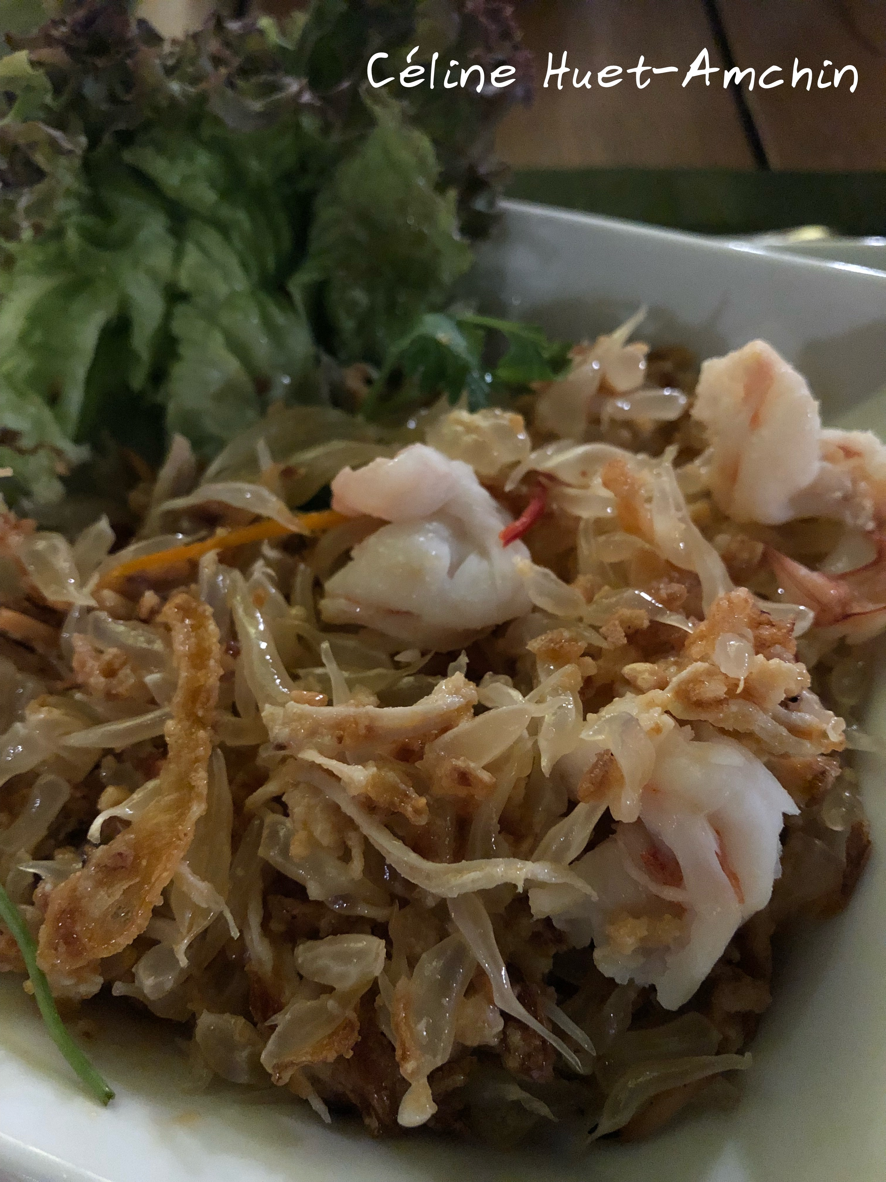 Yam Som-O Bangkok Thaïlande Asie