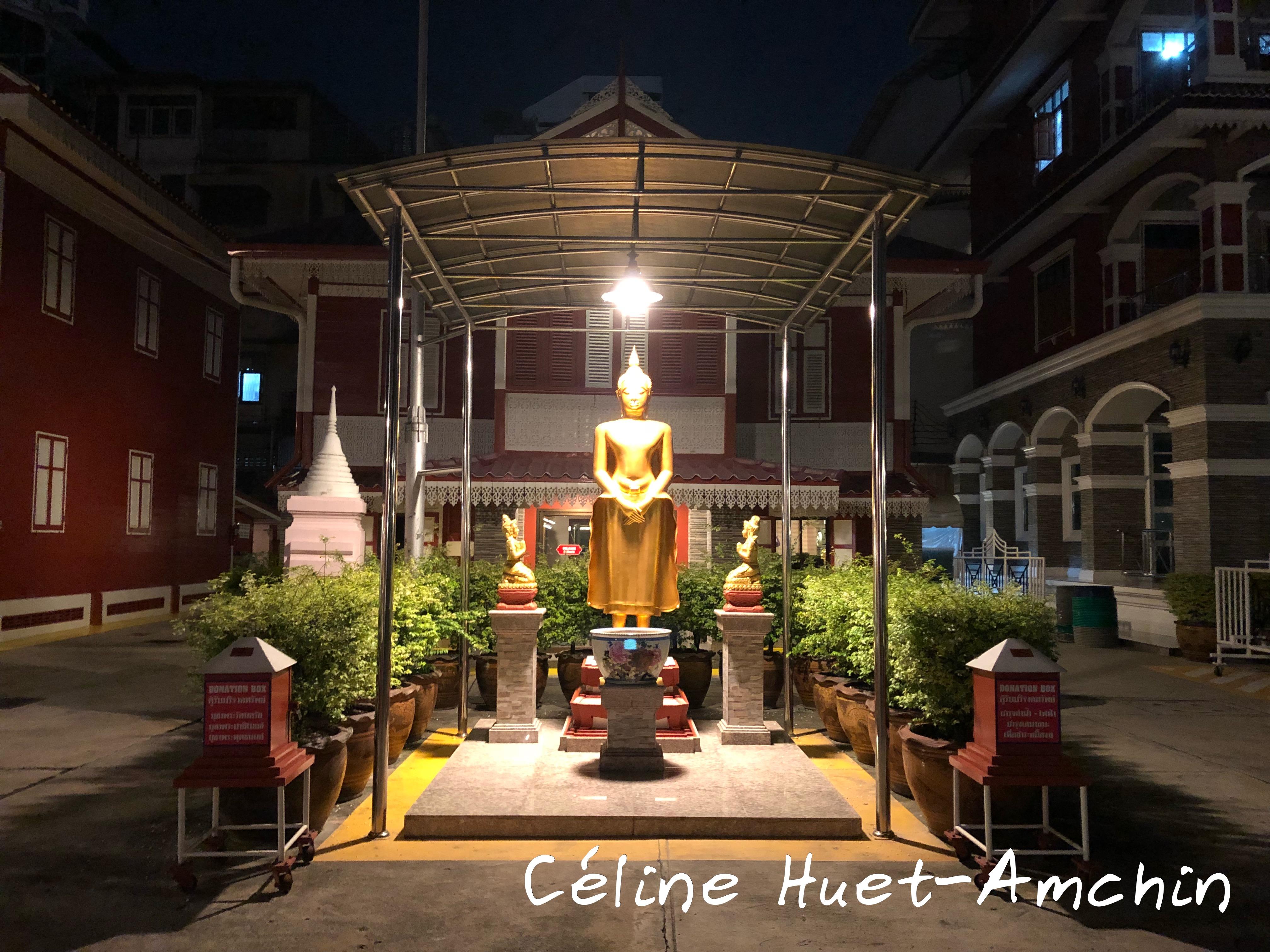 Bouddha Bangkok Thaïlande Asie