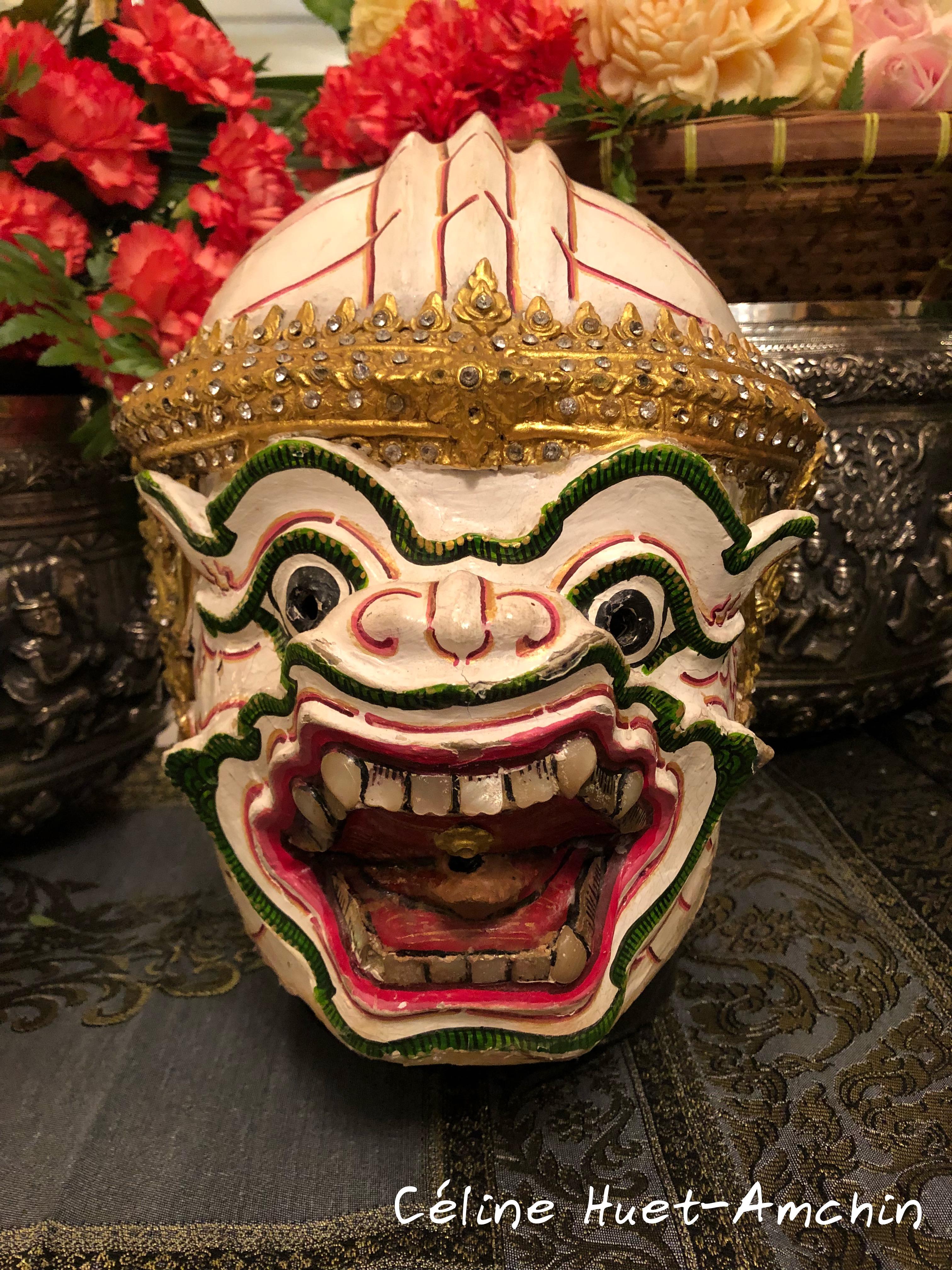 Songkran Mandarin Oriental Bangkok Thaïlande Asie