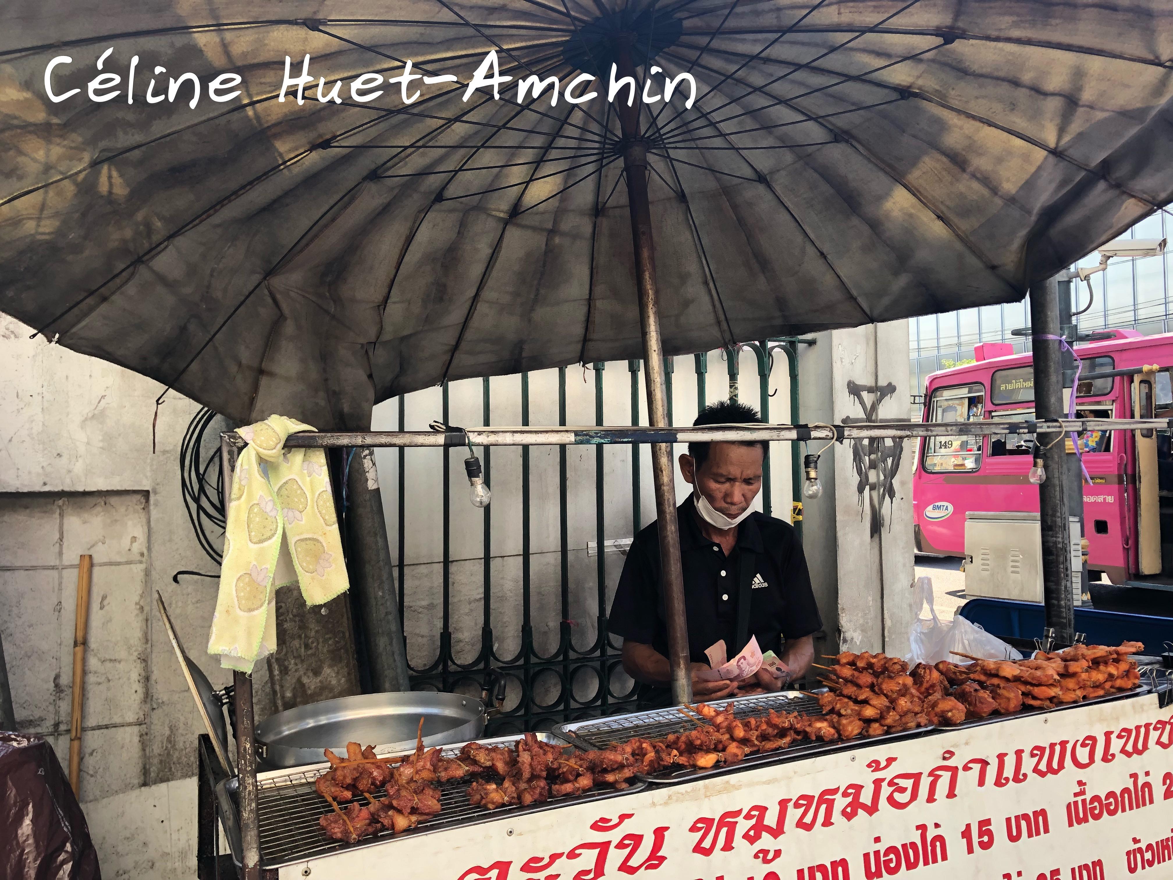 Street food Bangkok Thaïlande Asie