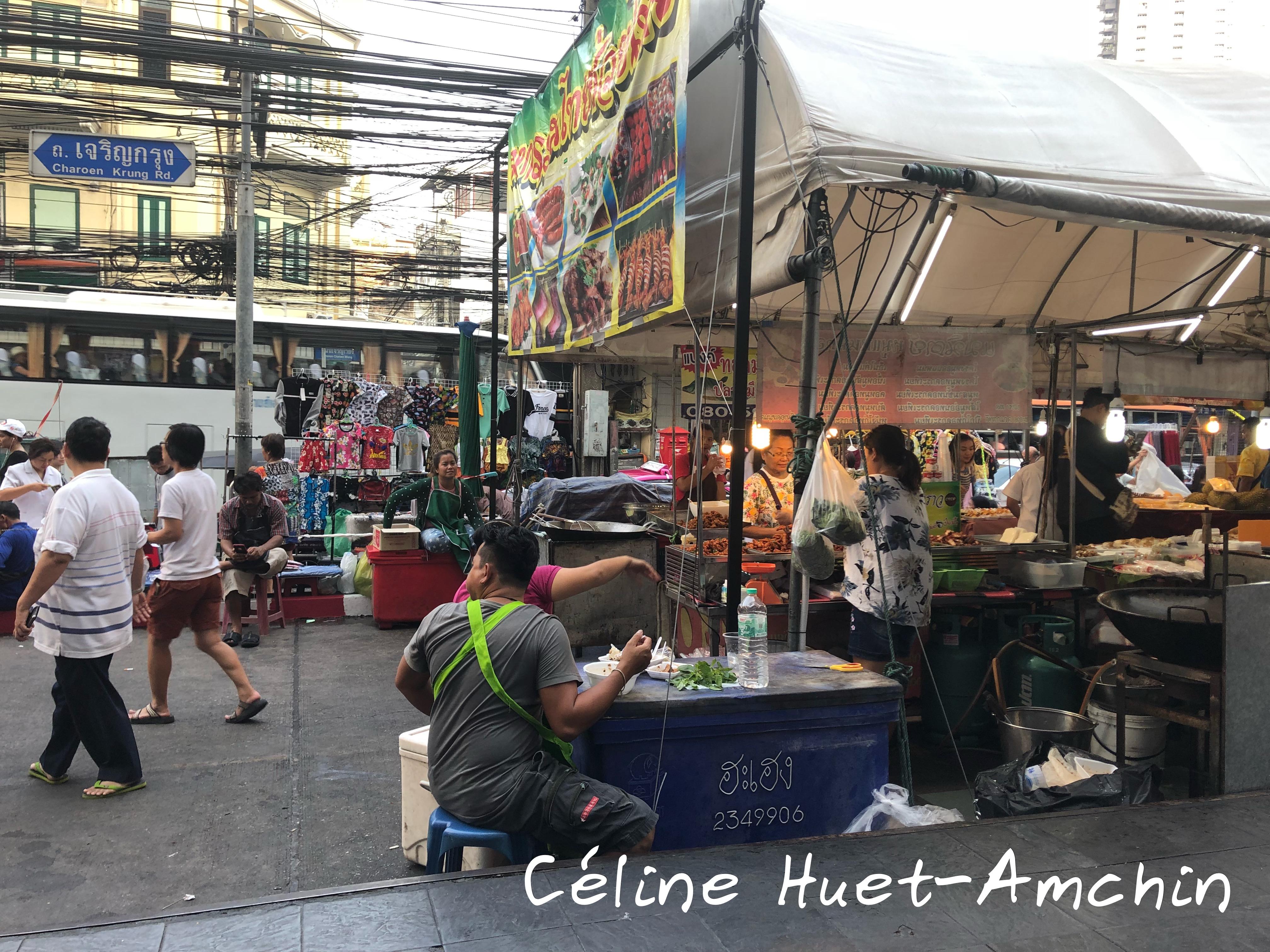 Bangkok Thaïlande Asie