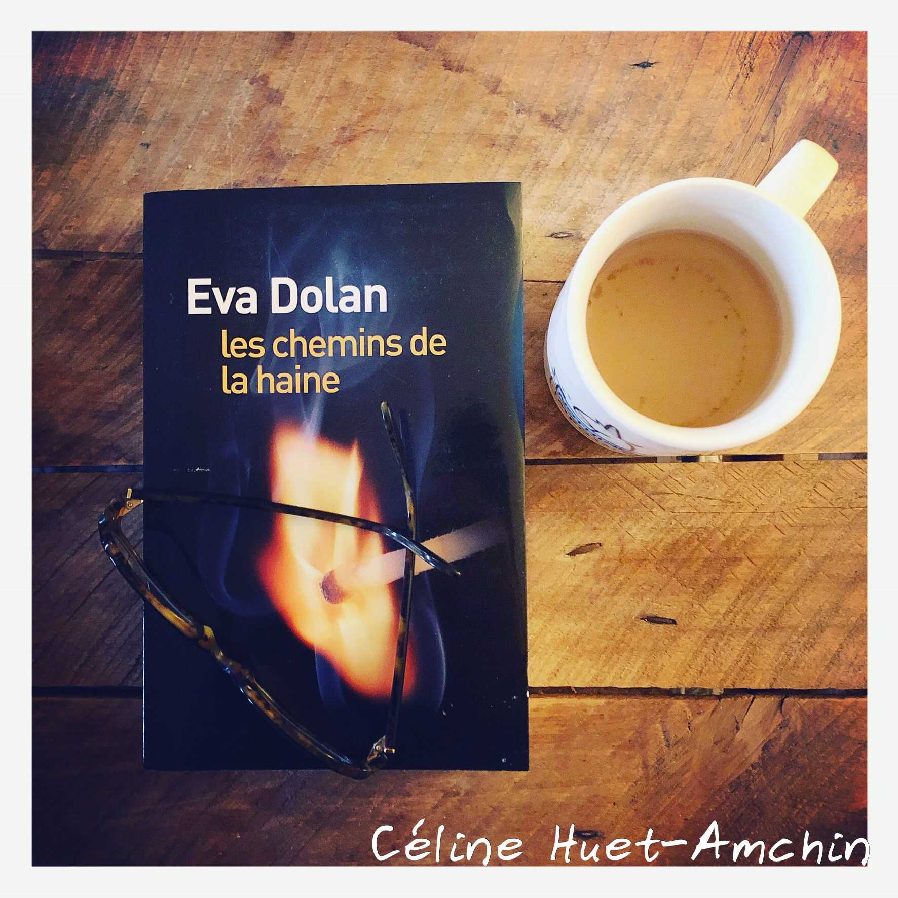 Les chemins de la haine Eva Dolan Editions Liana Levi