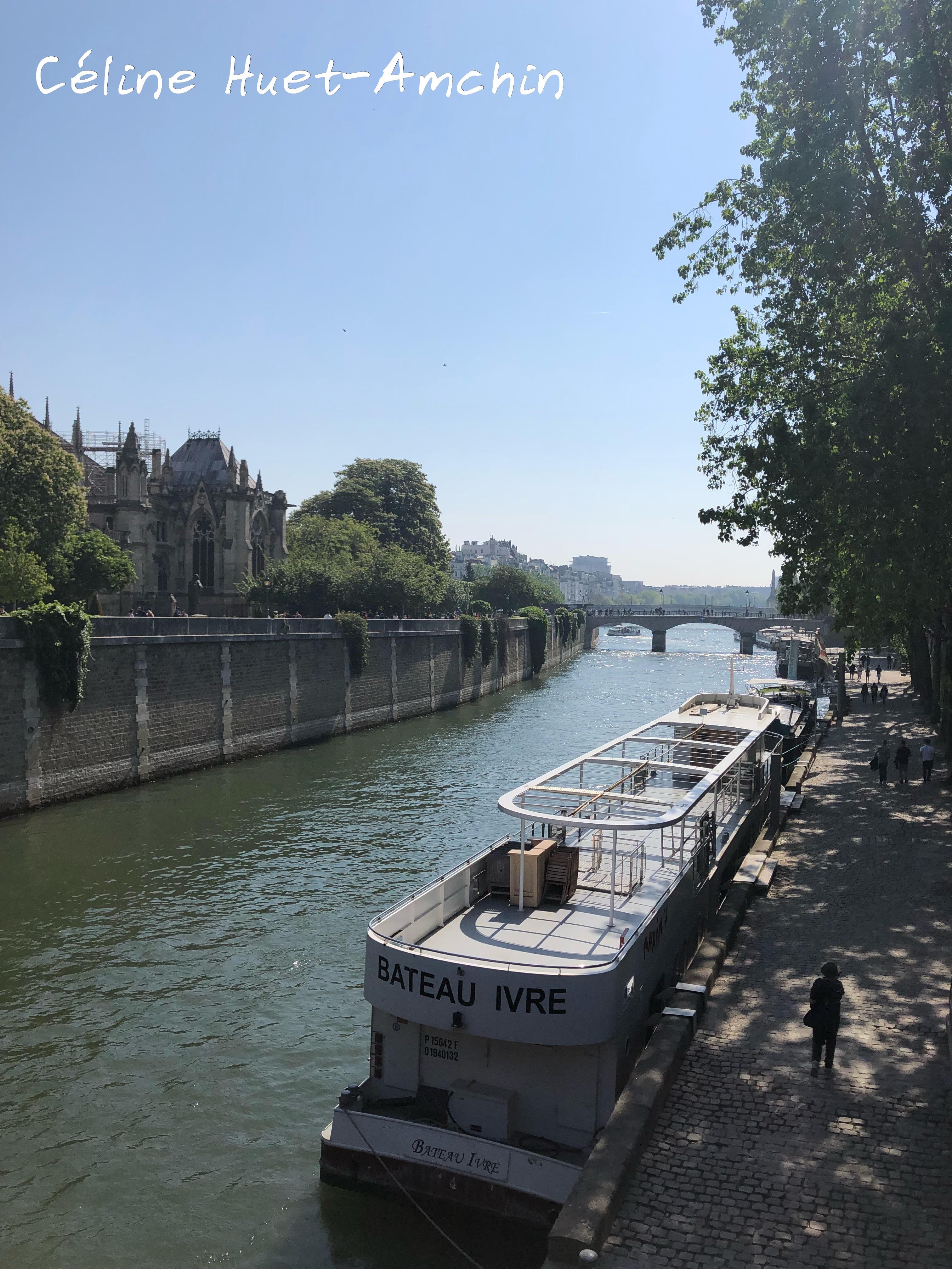 Le Bateau Ivre Paris
