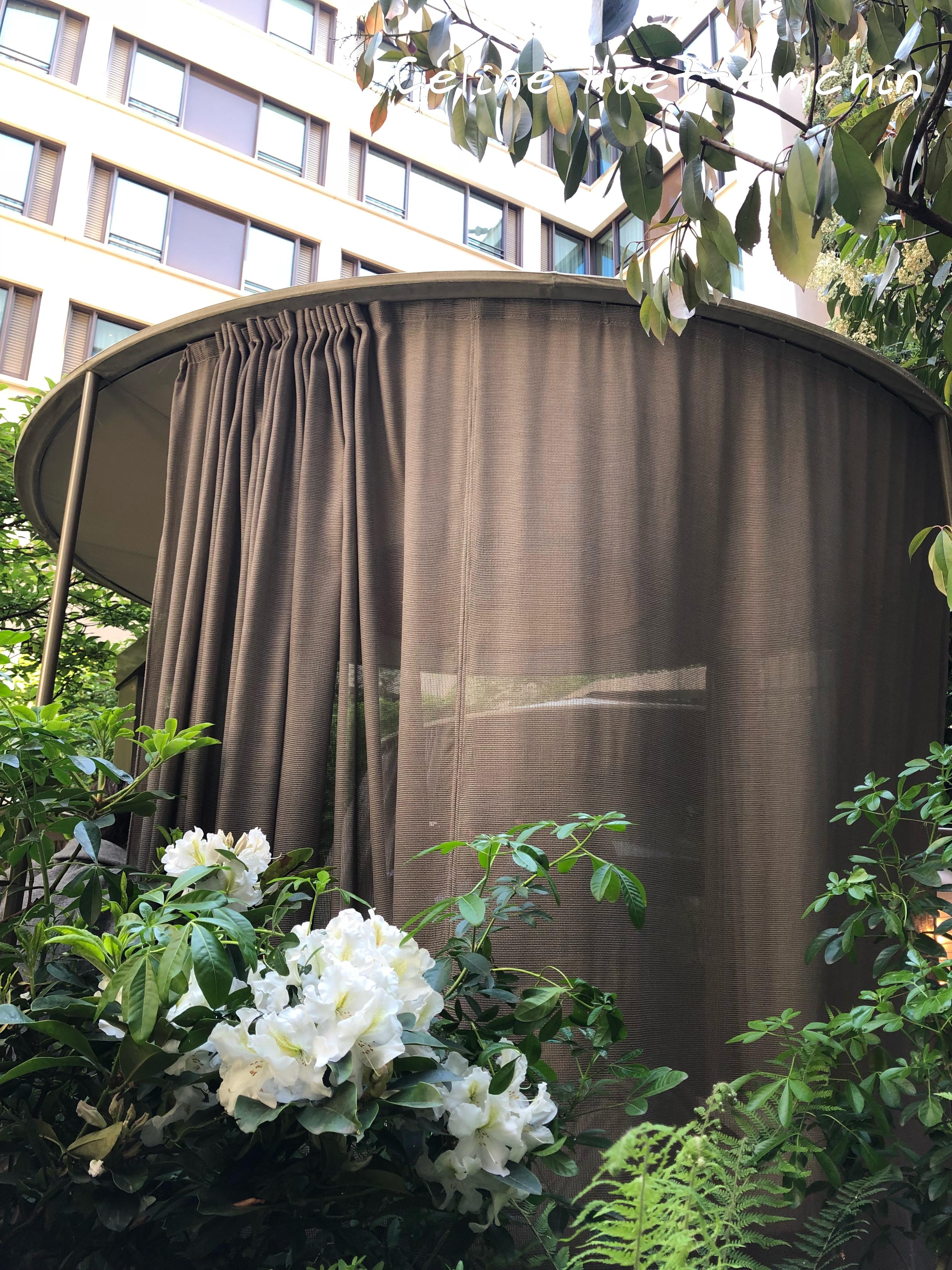 Le Camélia Mandarin Oriental Paris