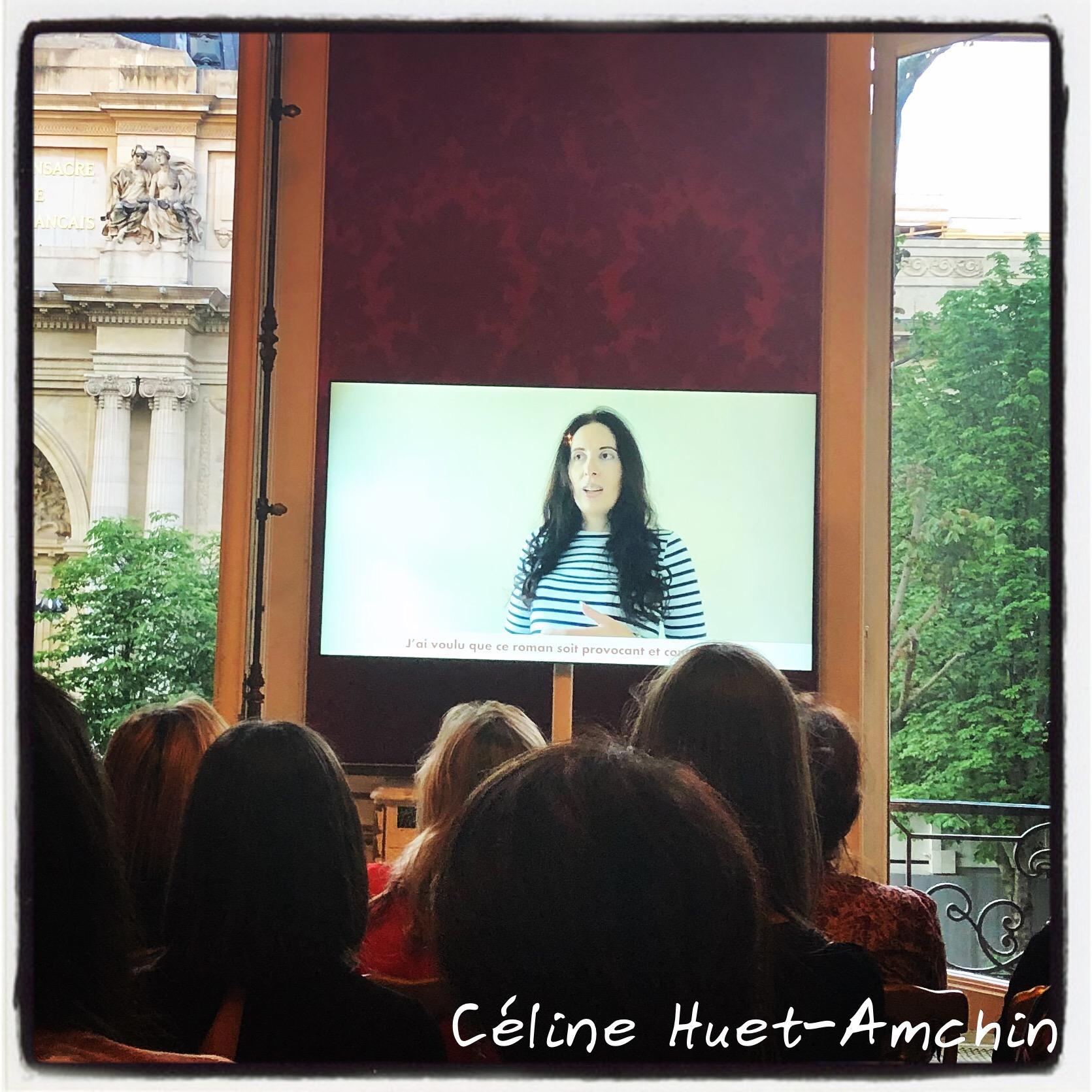 Eva Dolan Grand Prix des Lectrices ELLE 2018