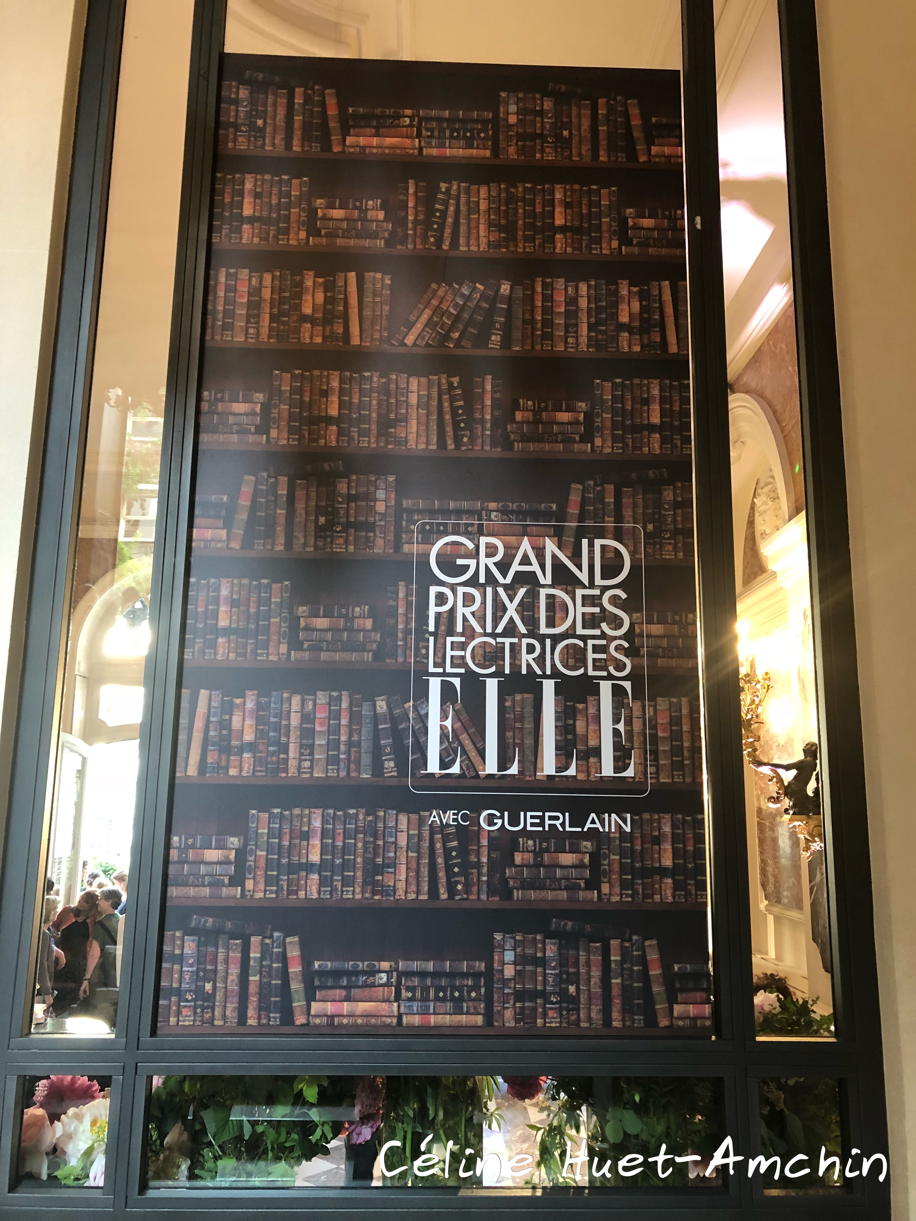 Salons France Amérique Paris Grand Prix des Lectrices ELLE 2018