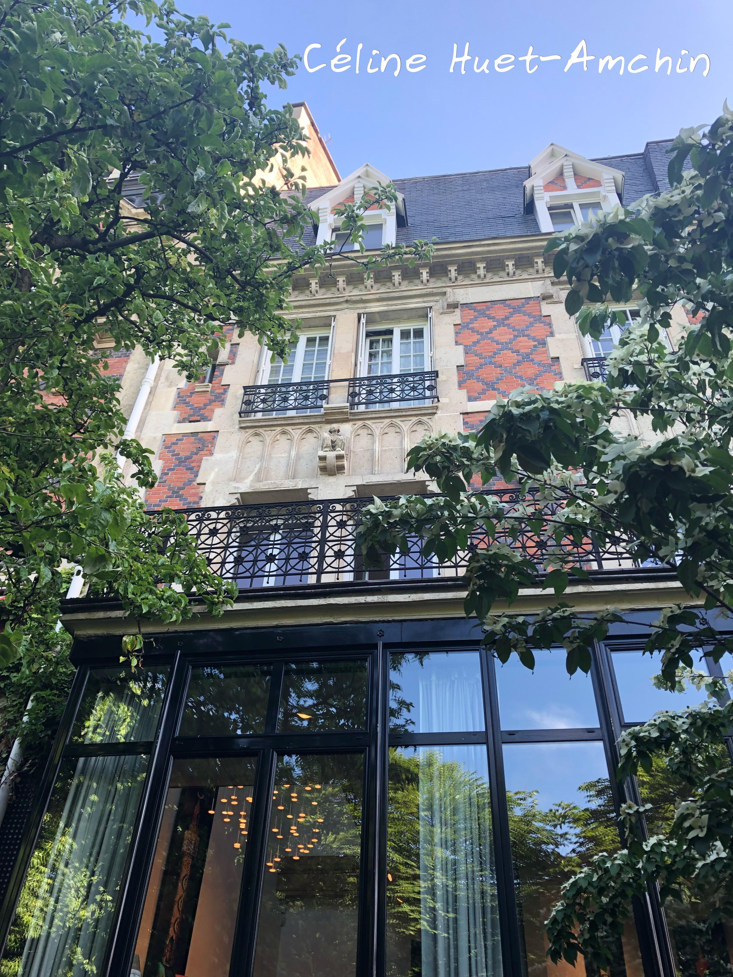 Hôtel particulier Paris