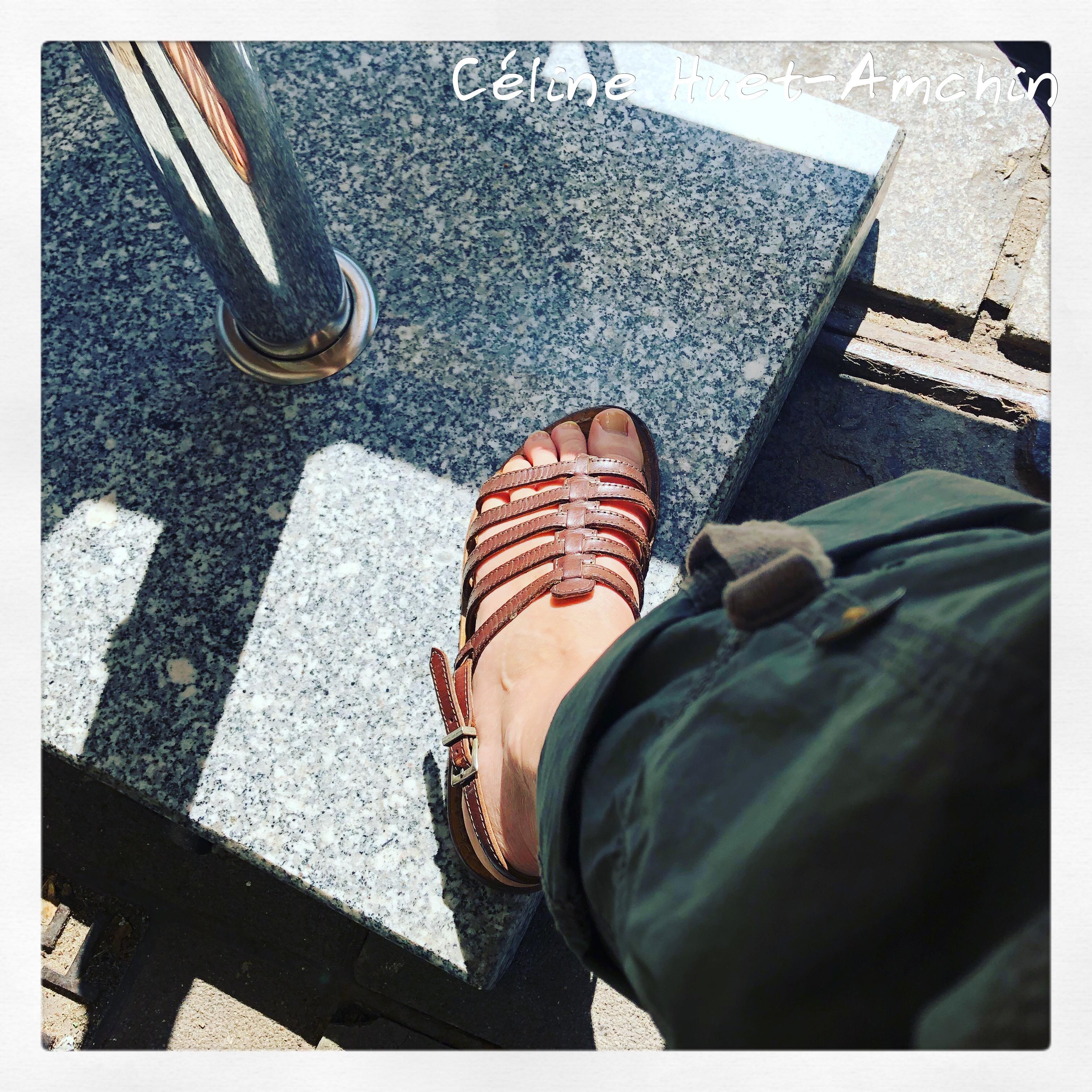 Saison pieds nus déclarée ouverte !