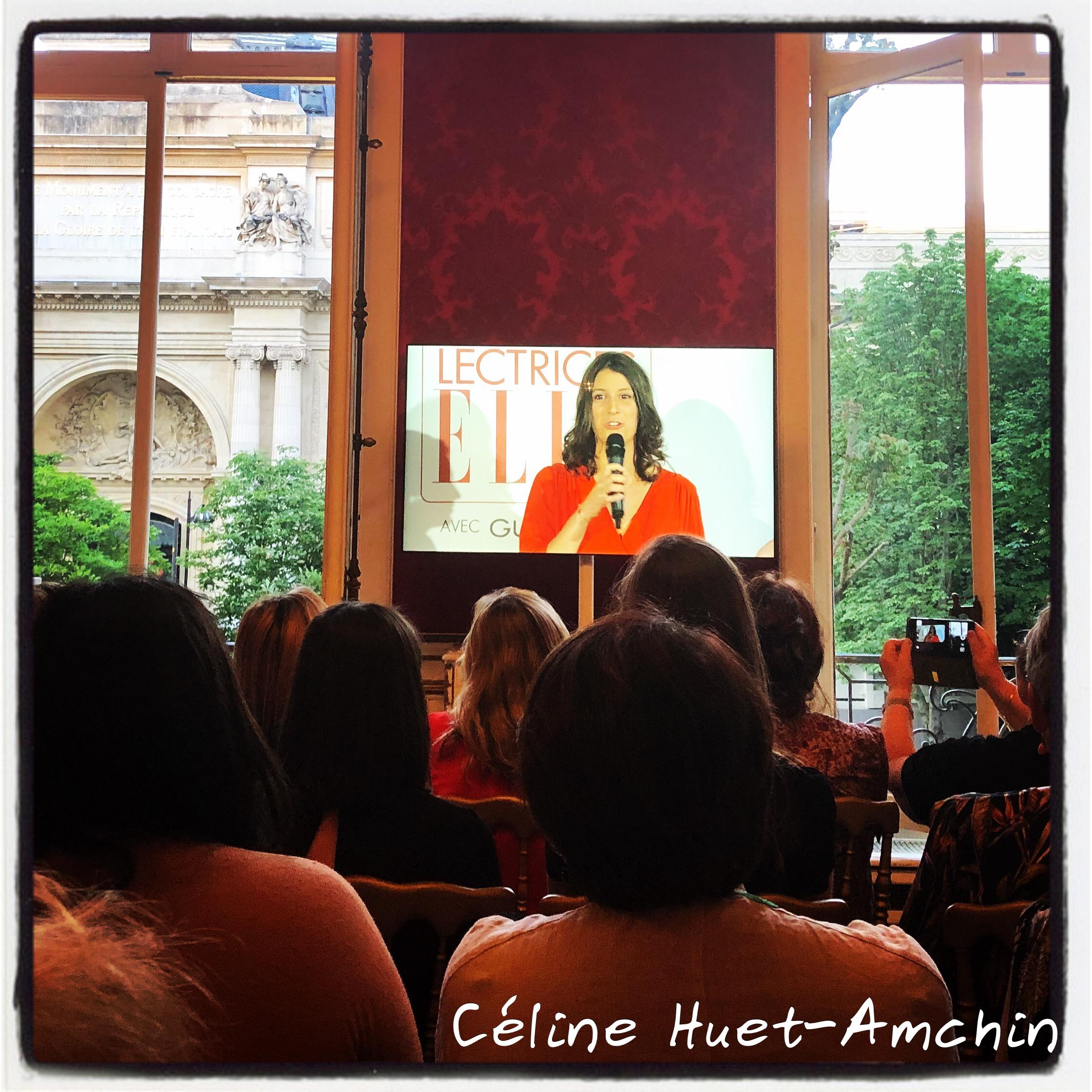 Caroline Laurent Grand Prix des Lectrices ELLE 2018