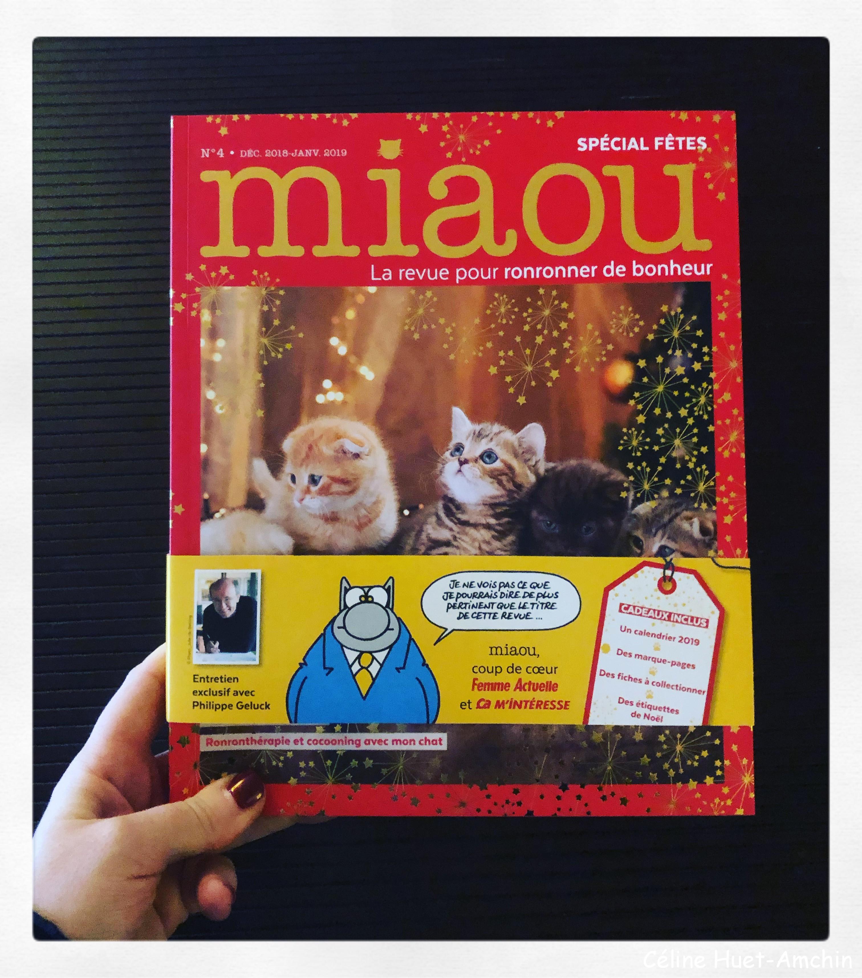 Miaou la revue n° 4