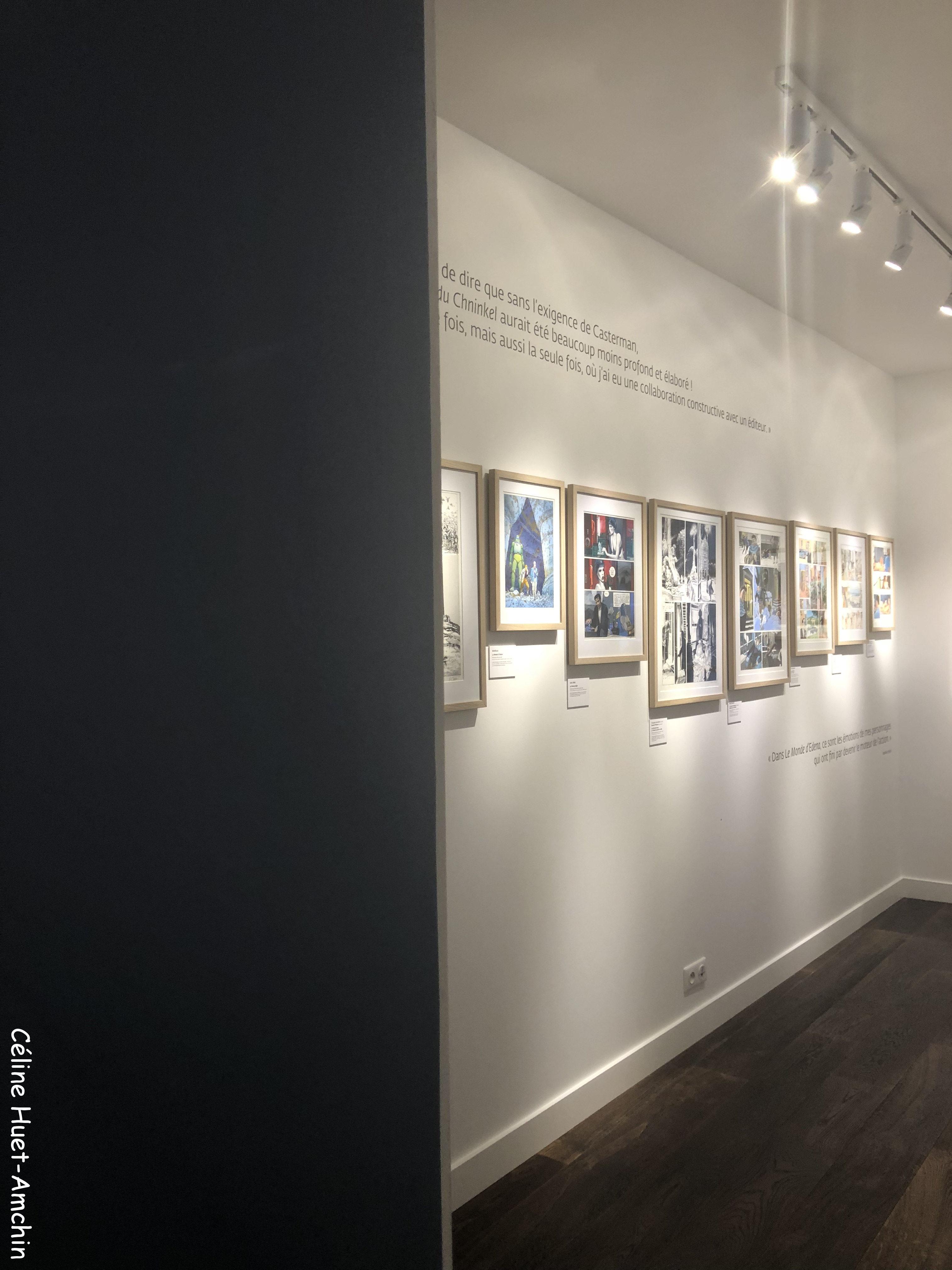 Galerie Gallimard Paris