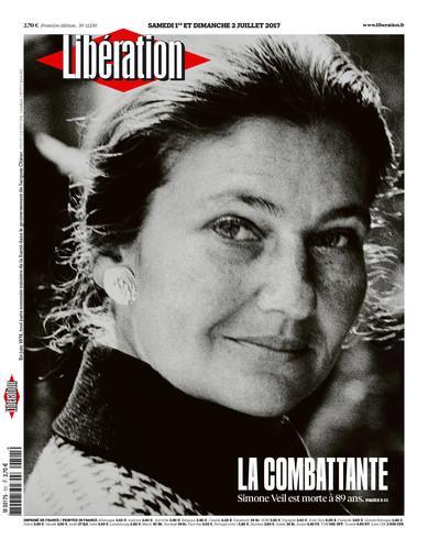 Simone Veil Libération