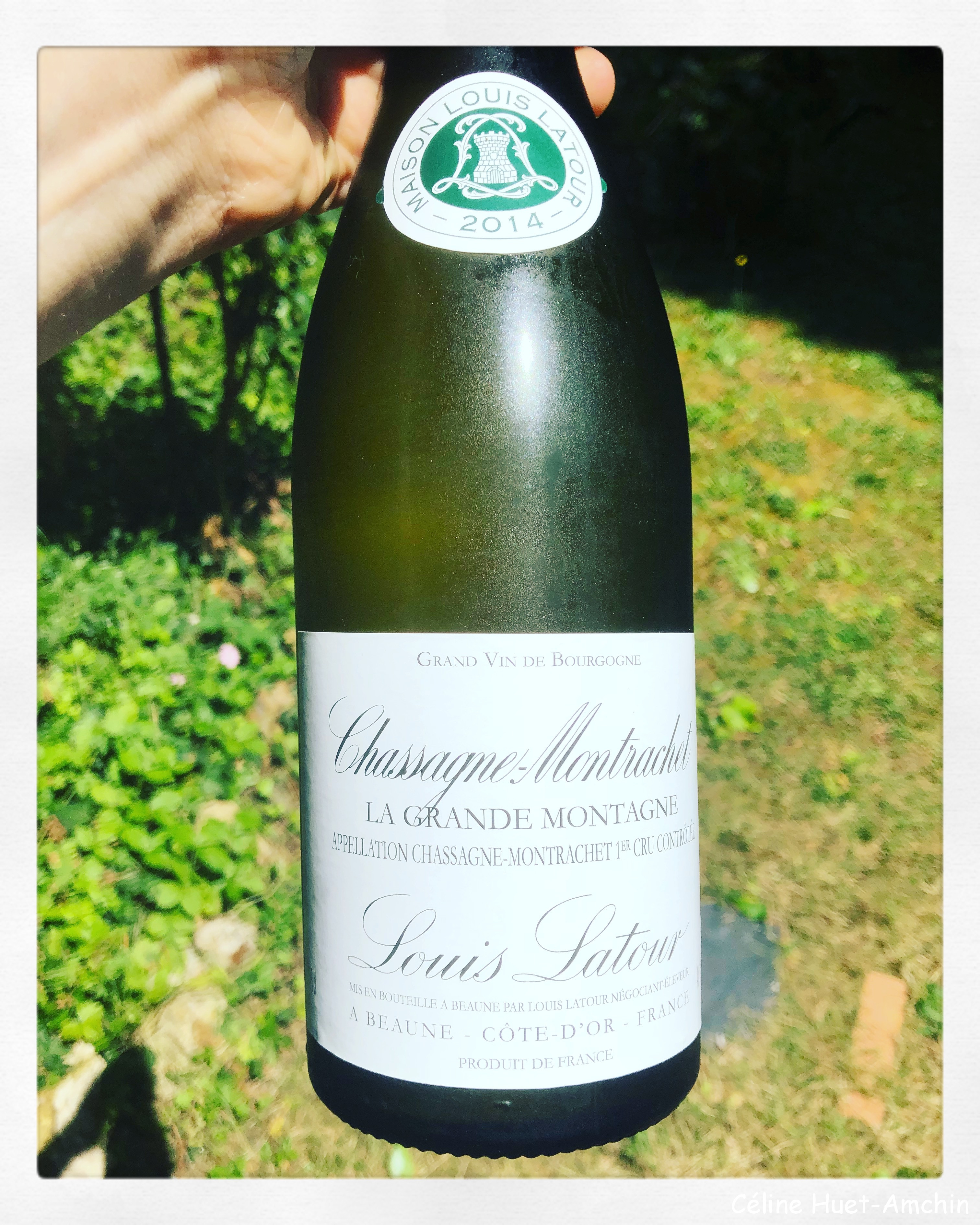 Chassagne-Montrachet Louis Latour 2014