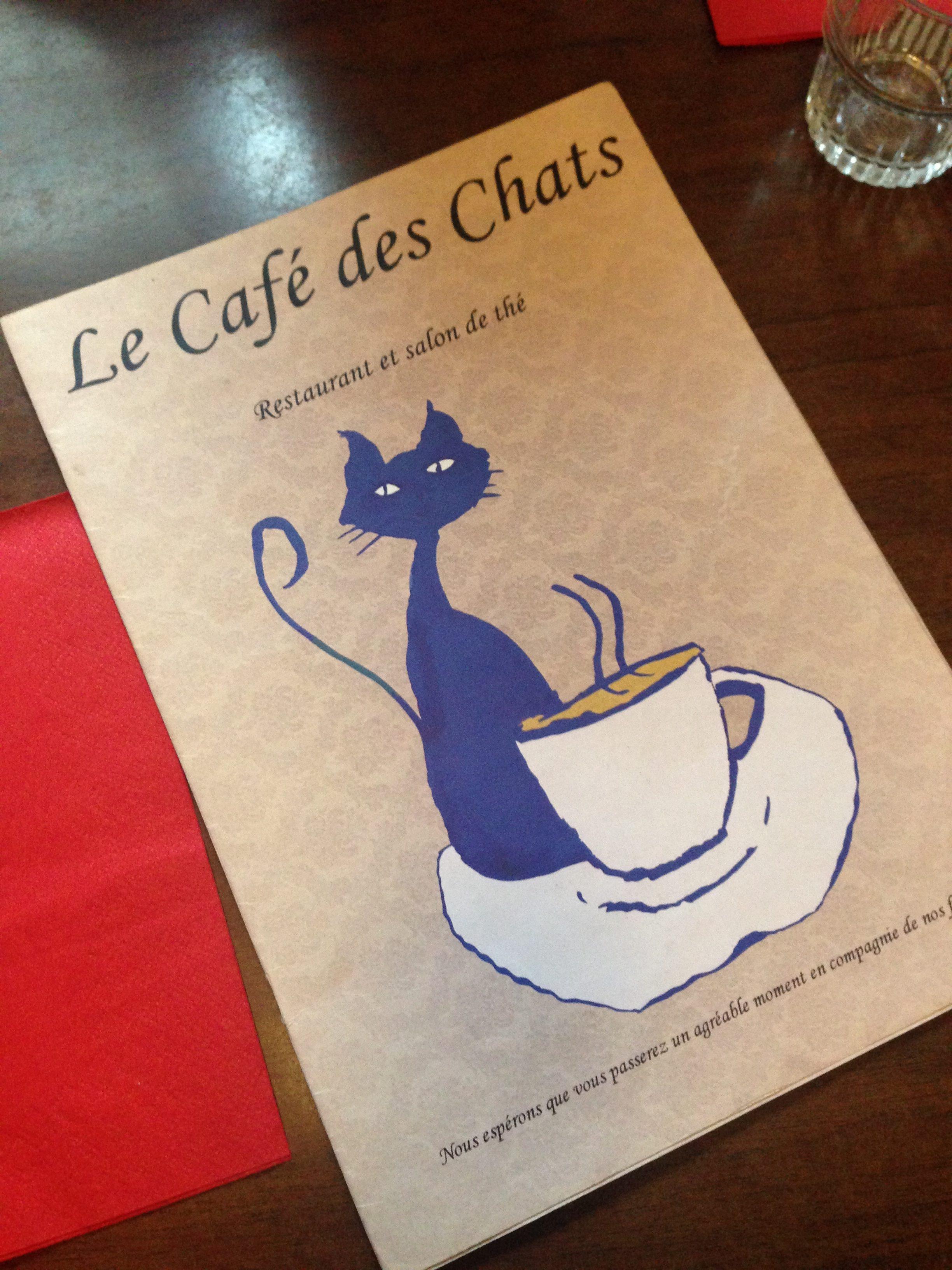 Le Café des Chats (Paris)