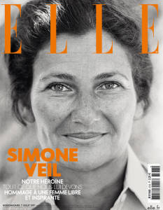 Simone Veil ELLE