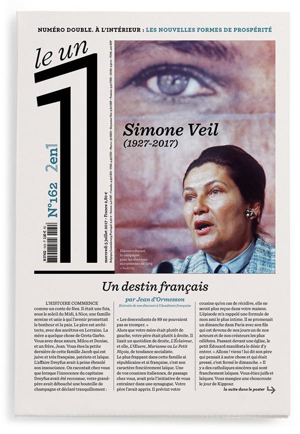 Hors série Le 1 Simone Weil