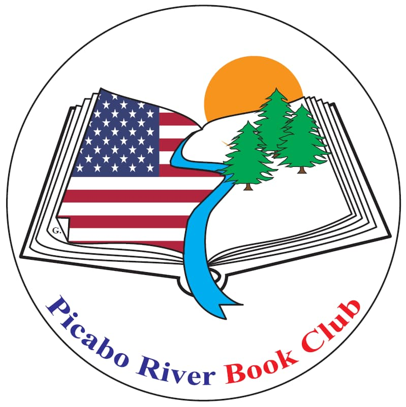 Picabo River Book Club Logo