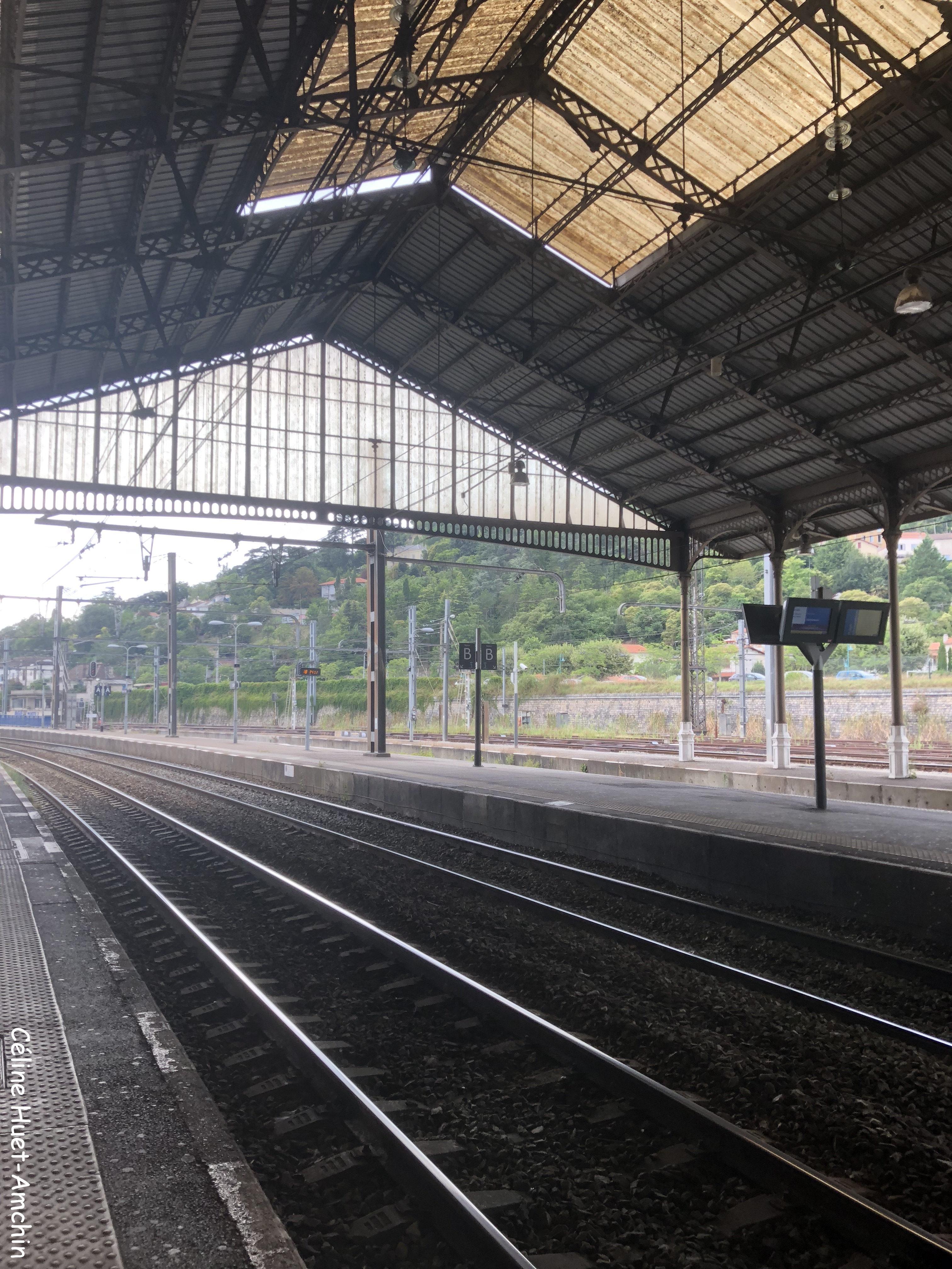 Gare d'Agen France