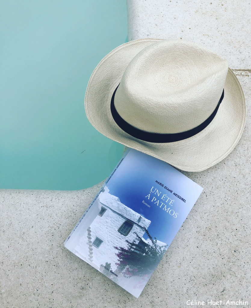 """""""Un Eté à Patmos"""" de Marie-Diane Meissirel..."""