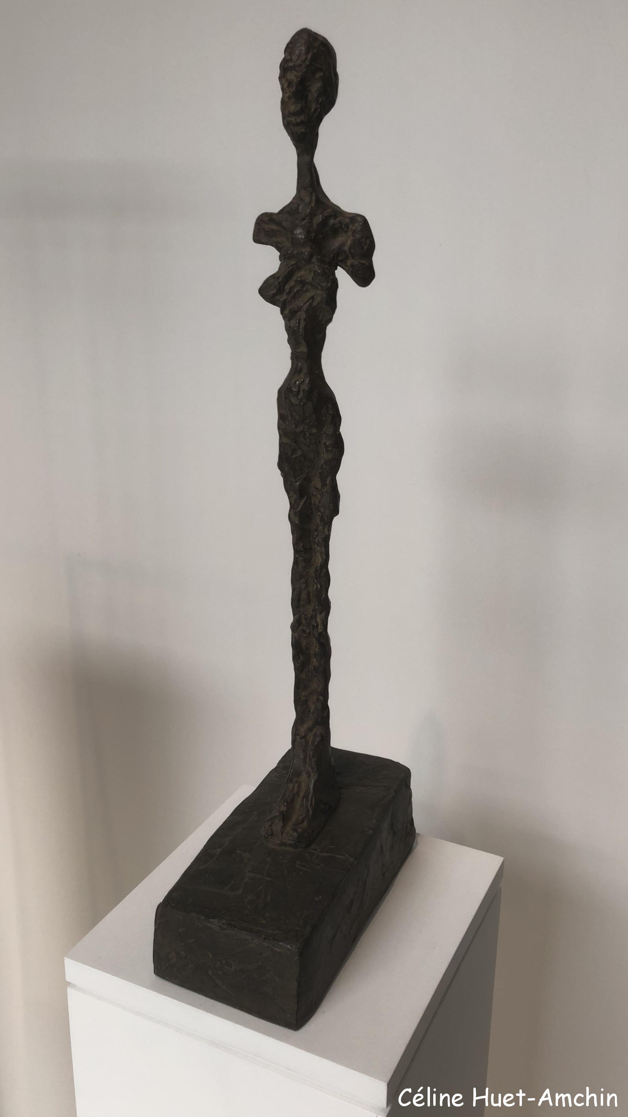 Figurine Institut Giacometti Paris
