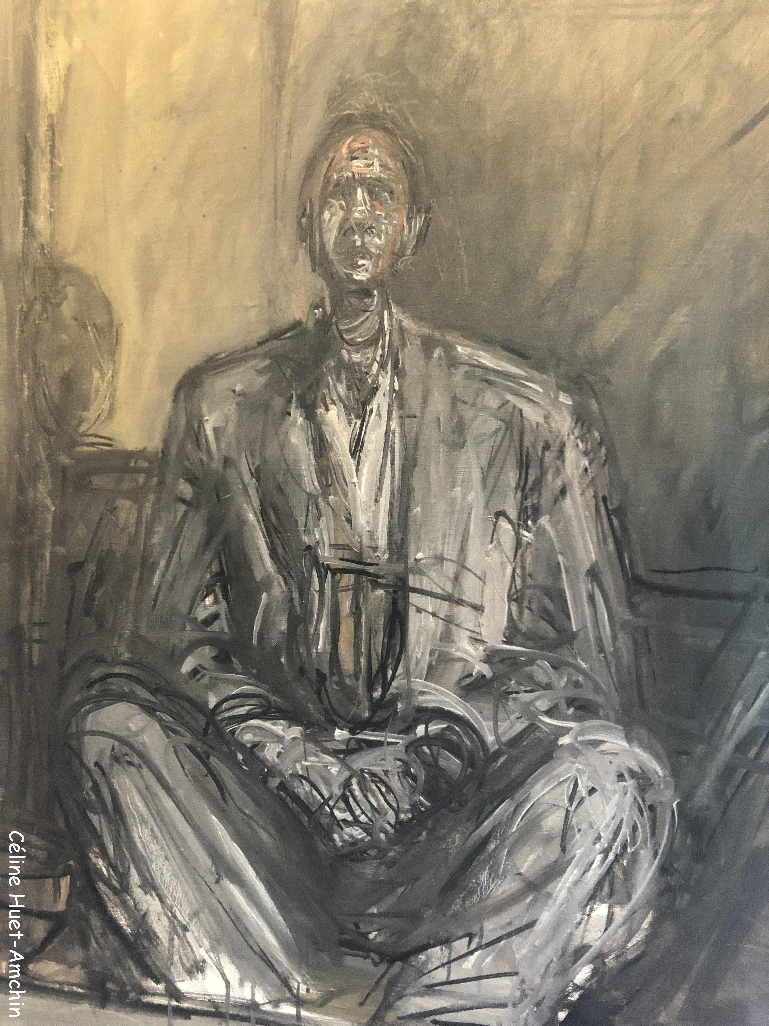 Portrait de Jean Genet Institut Giacometti Paris