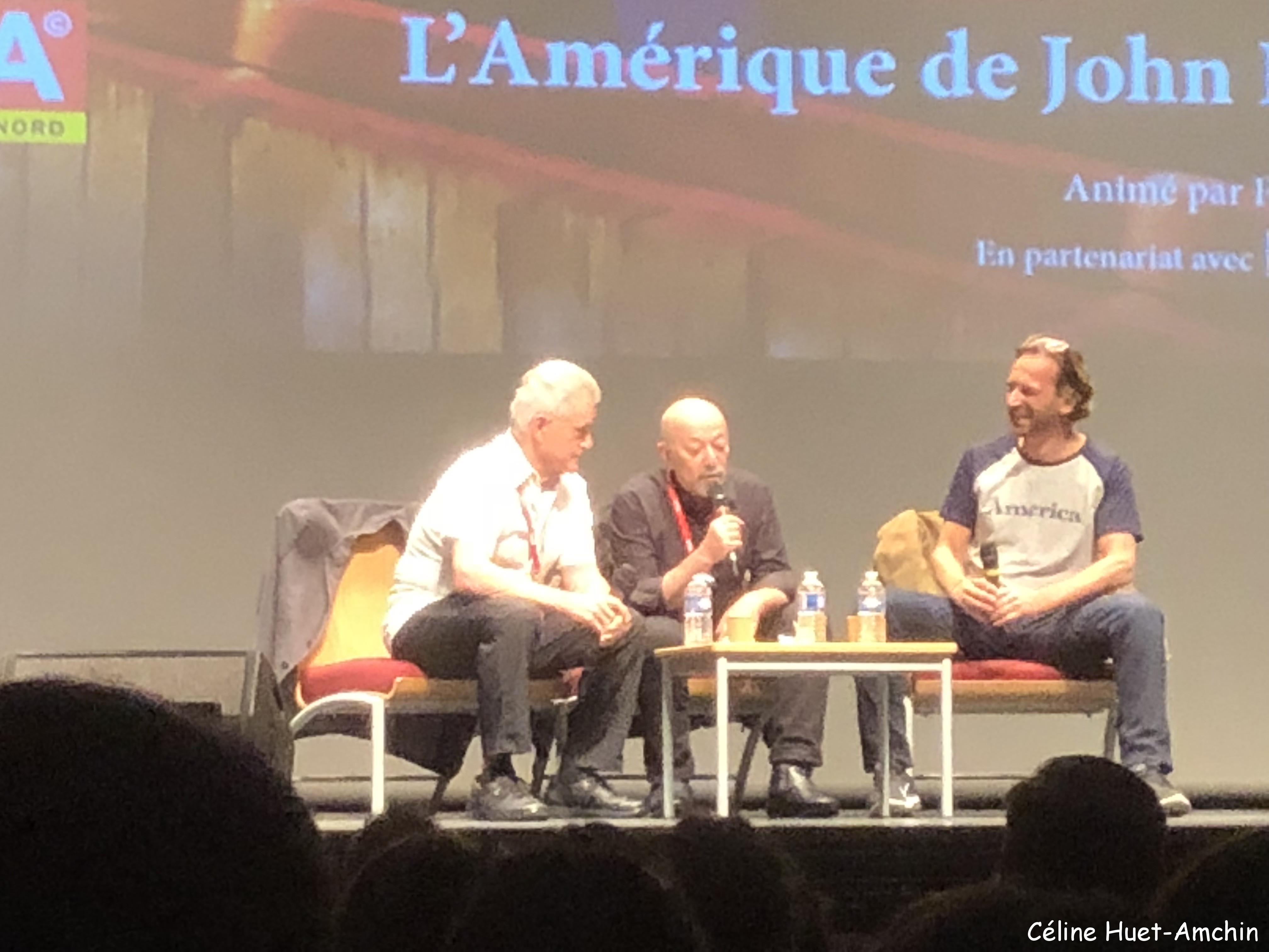 L'Amérique de John Irving 9e édition Festival America Centre Culturel Georges Pompidou Vincennes