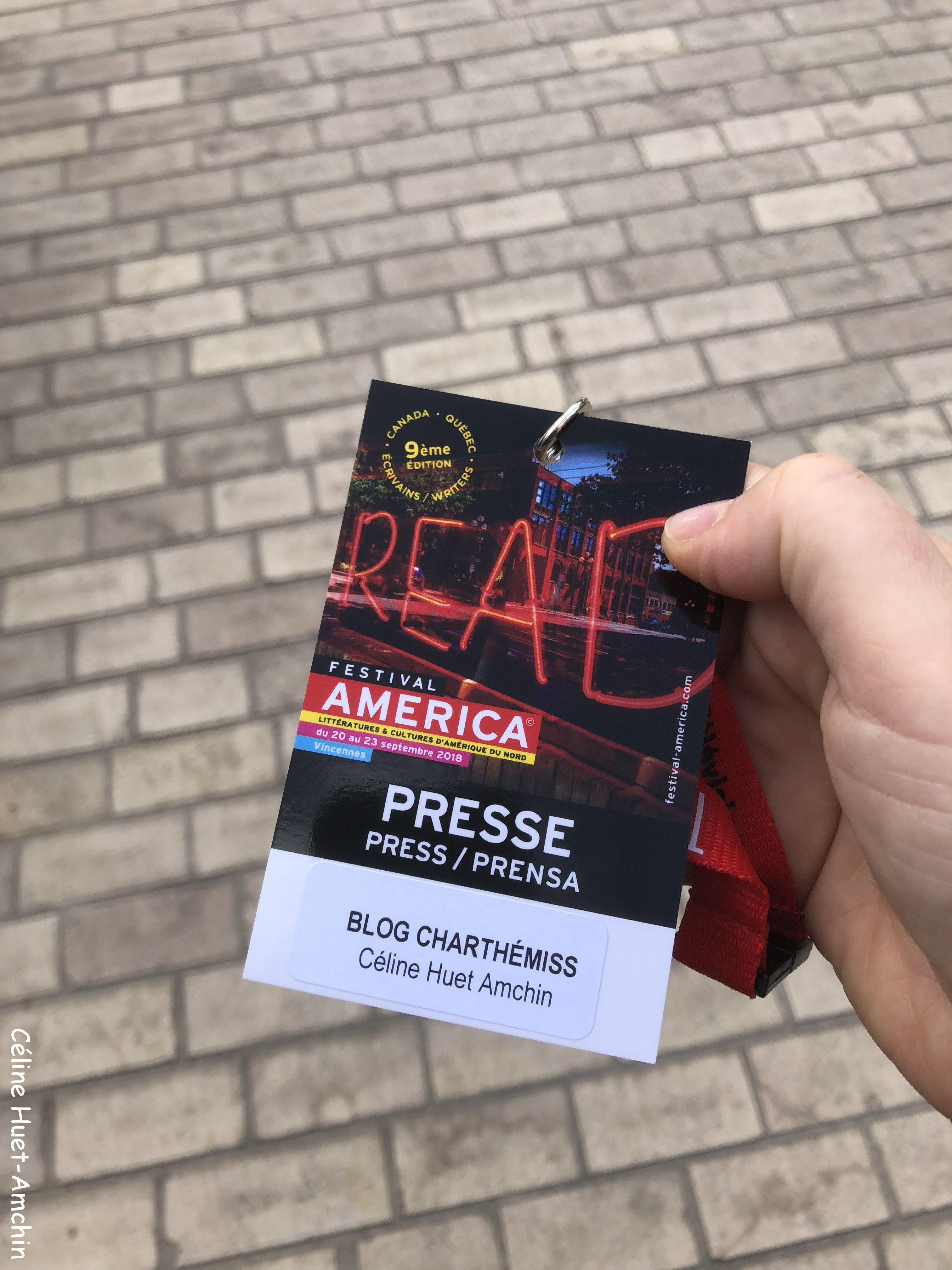 La 9e édition du Festival America (20-23 septembre 2018, Vincennes)